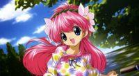 galaxy angel girl pink hair cute joy 4k 1541975587 200x110 - galaxy angel, girl, pink hair, cute, joy 4k - pink hair, Girl, galaxy angel