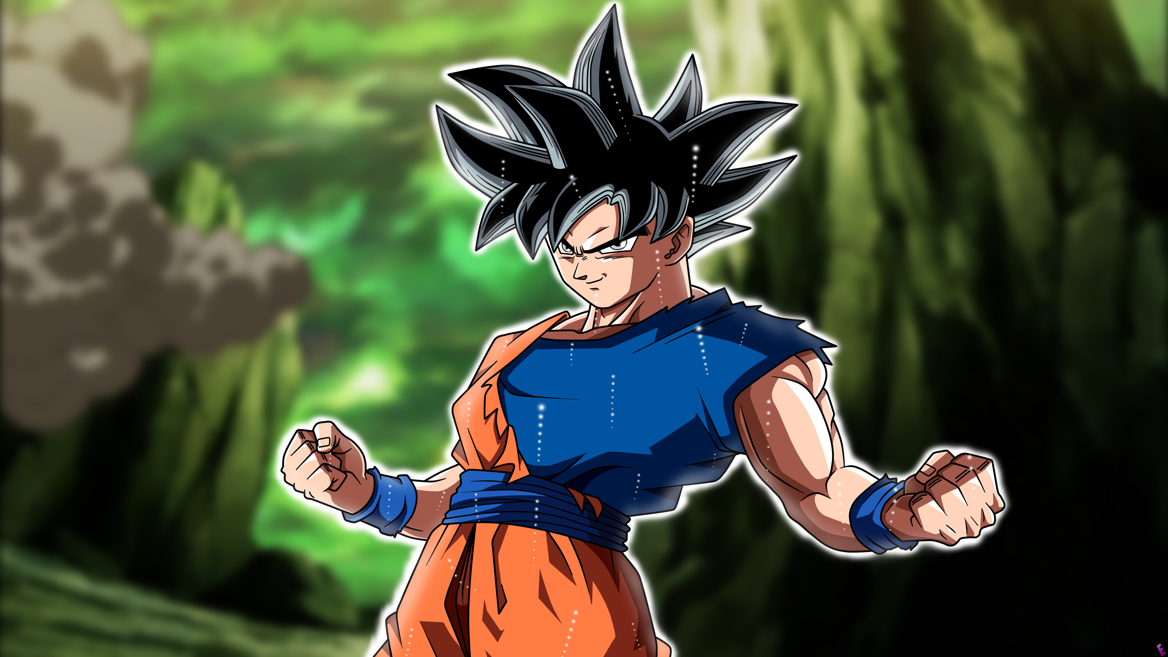 goku dragon ball super 4k 2018 1541973930 - Goku Dragon Ball Super 4k 2018 - hd-wallpapers, goku wallpapers, dragon ball wallpapers, dragon ball super wallpapers, artist wallpapers, anime wallpapers, 4k-wallpapers