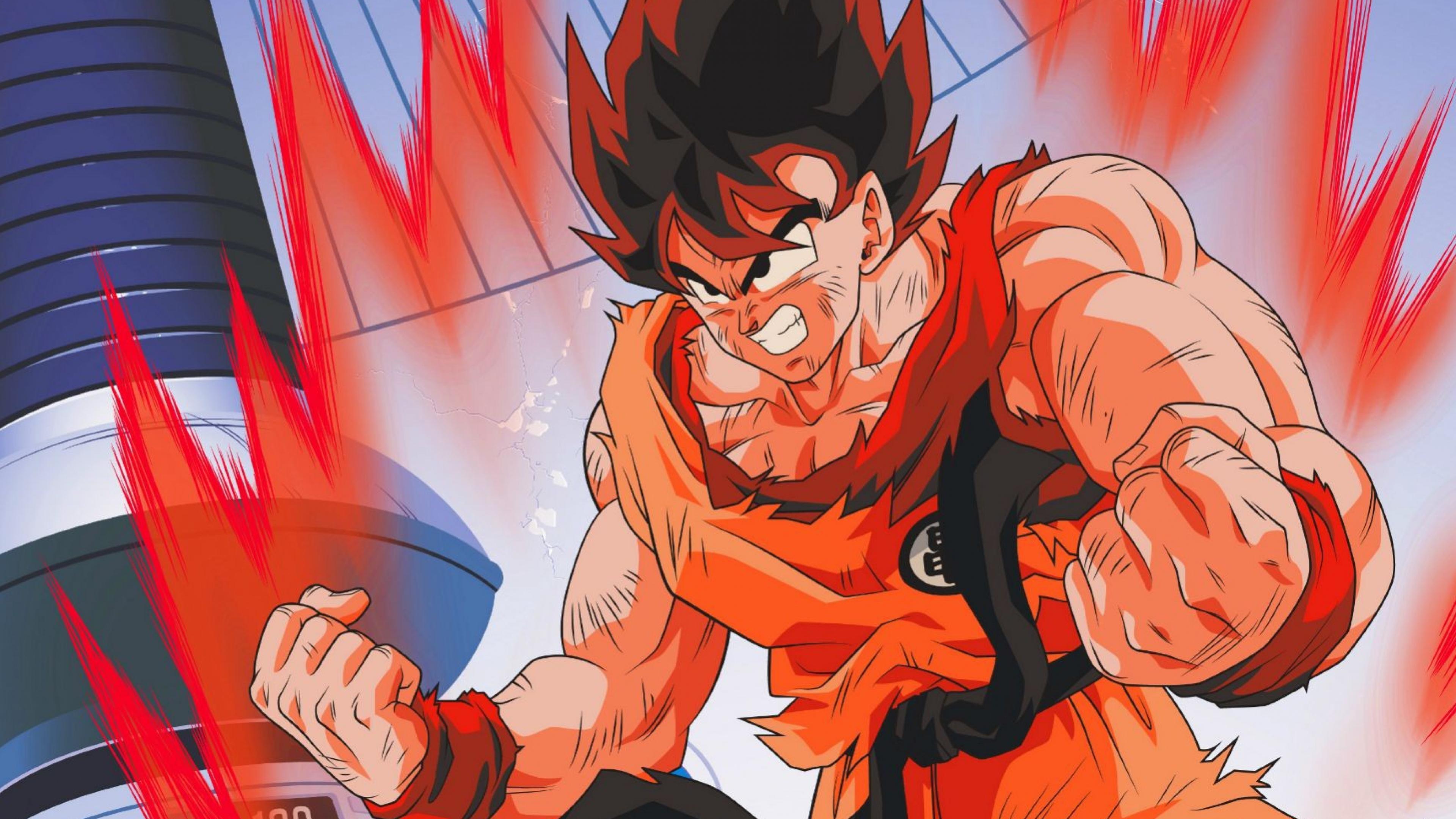goku dragon ball z 4k 1541974145 - Goku Dragon Ball Z 4k - hd-wallpapers, goku wallpapers, dragon ball z wallpapers, dragon ball wallpapers, digital art wallpapers, deviantart wallpapers, artwork wallpapers, artist wallpapers, anime wallpapers, 4k-wallpapers