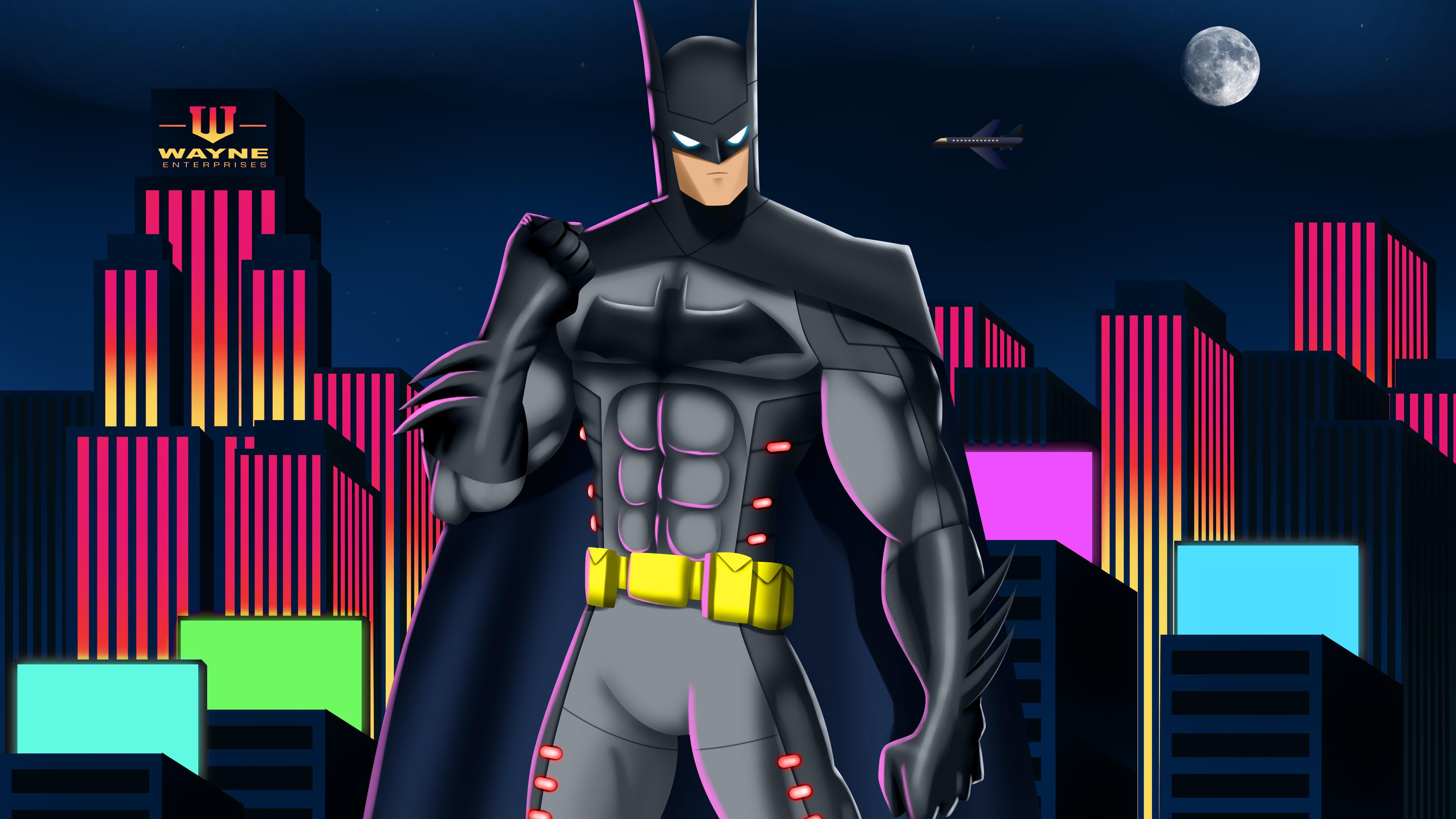 gotham protector 1541294454 - Gotham Protector - superheroes wallpapers, hd-wallpapers, digital art wallpapers, deviantart wallpapers, batman wallpapers, artwork wallpapers, artist wallpapers, 4k-wallpapers