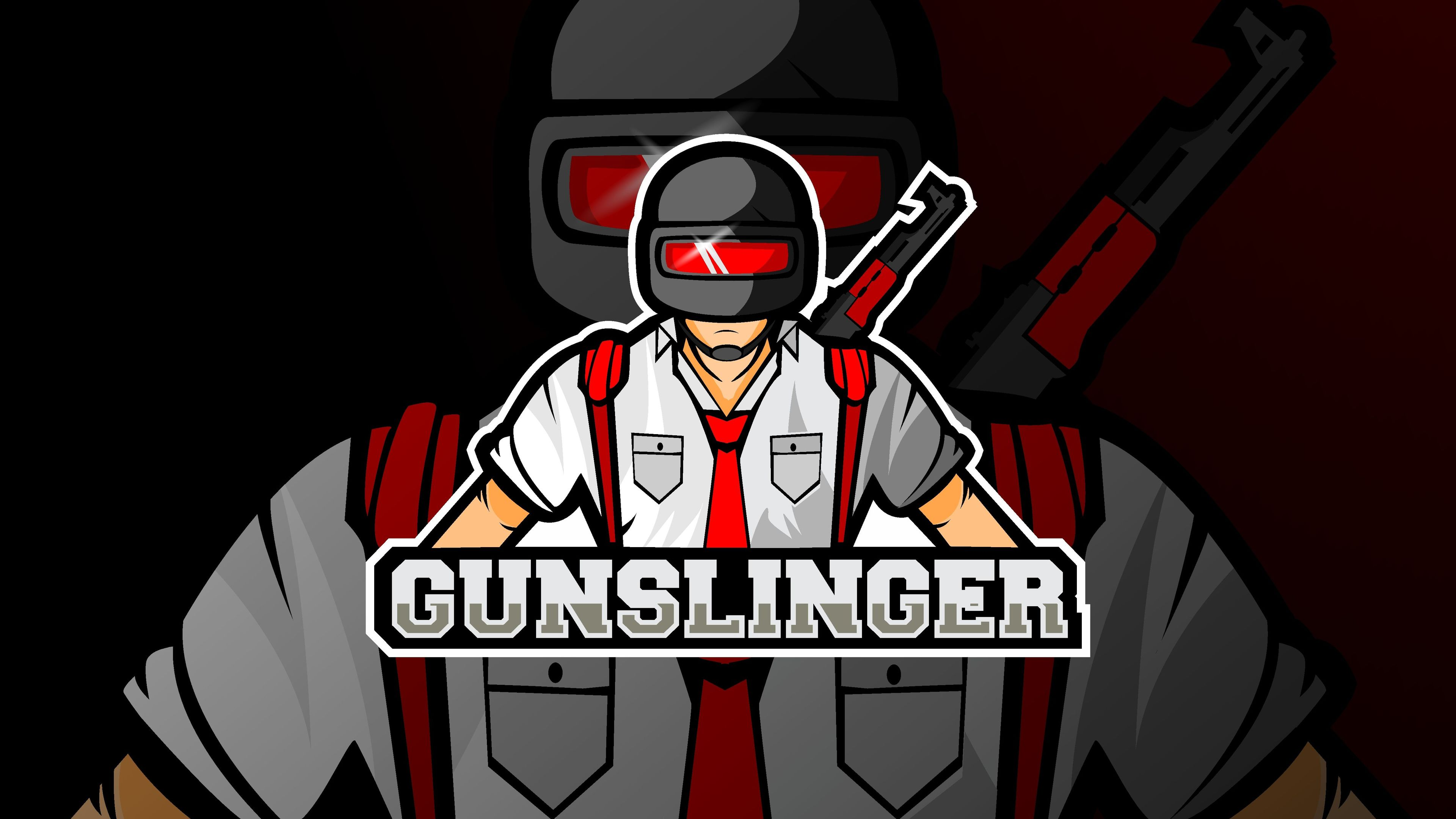 gunslinger pubg 4k 1541294941 - Gunslinger Pubg 4k - pubg wallpapers, playerunknowns battlegrounds wallpapers, helmet wallpapers, hd-wallpapers, games wallpapers, 4k-wallpapers, 2018 games wallpapers
