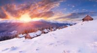 houses snow slope mountain sunset sun evening light wood 4k 1541117565 200x110 - houses, snow, slope, mountain, sunset, sun, evening, light, wood 4k - Snow, slope, Houses