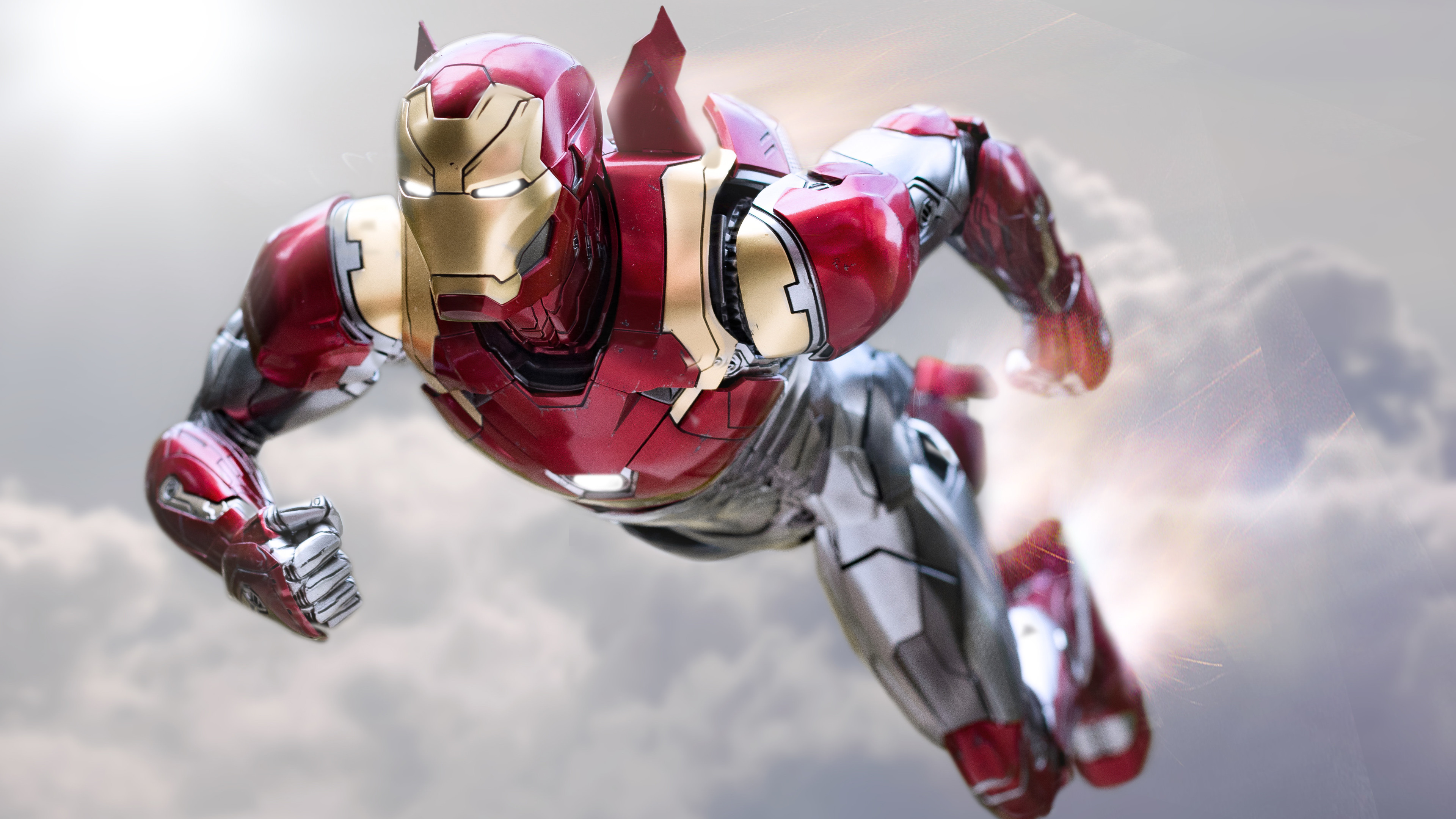 Wallpaper 4k Iron Man 4k New 4k Wallpapers Art Wallpapers