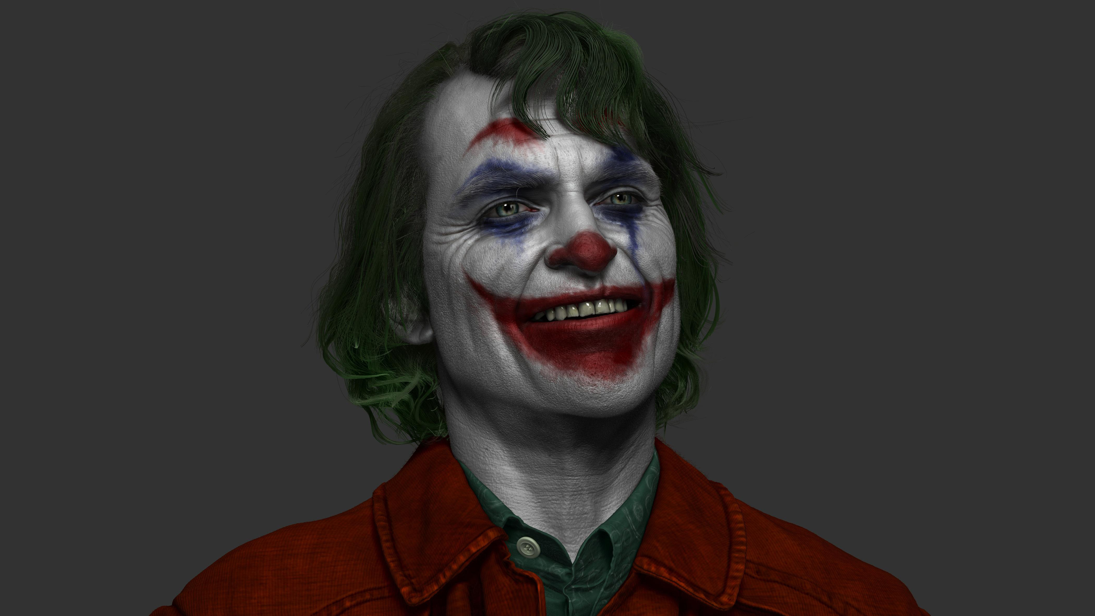 Wallpaper 4k Joker Joaquin Phoenix Artwork 4k 4k Wallpapers Artwork