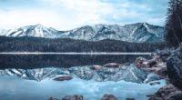 lake mountains winter reflection 4k 1541115184 200x110 - lake, mountains, winter, reflection 4k - Winter, Mountains, Lake