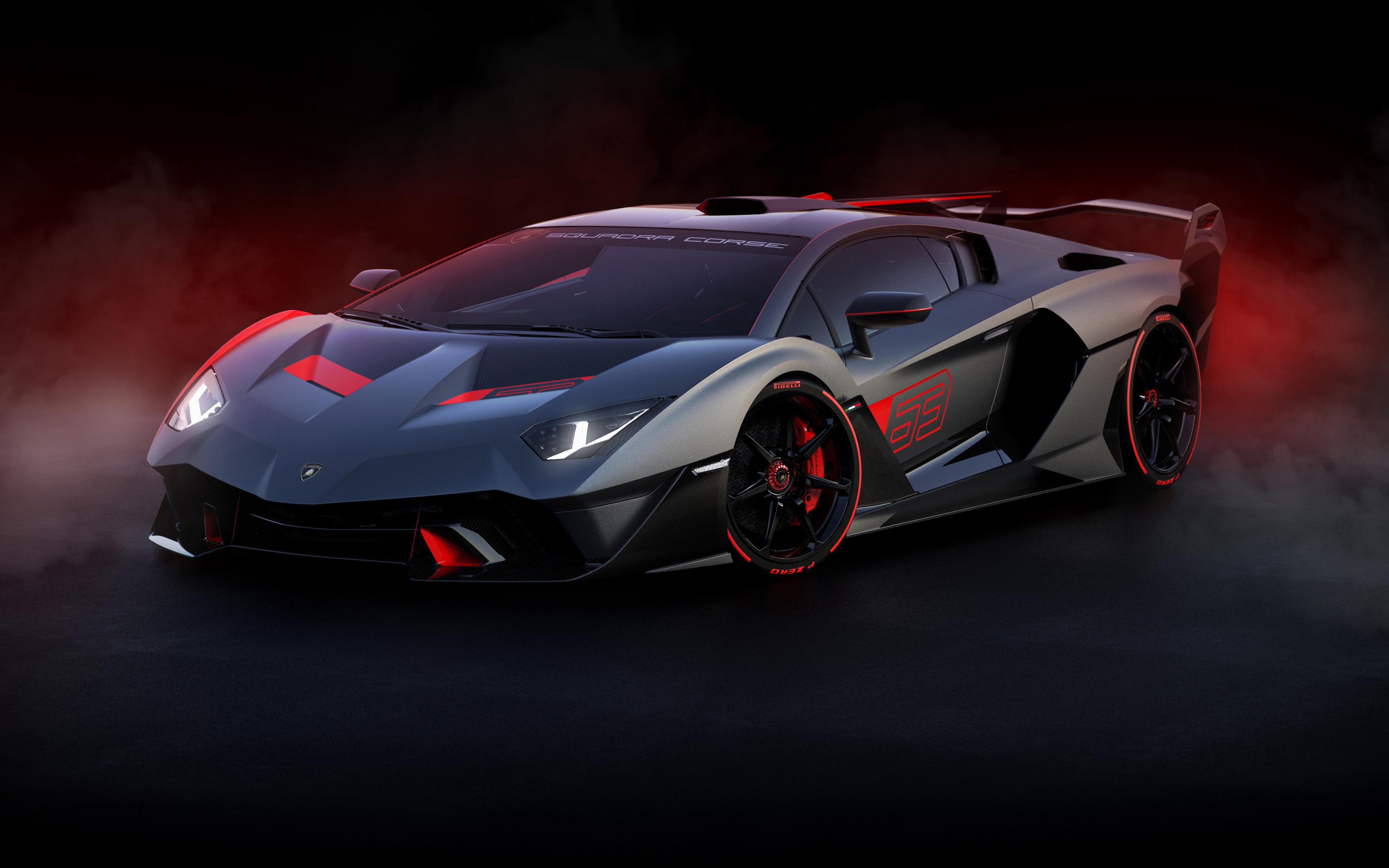 lamborghini sc18 2018 or 3840x2400 - Lamborghini SC18 Alston 4K - Lamborghini SC18 hd 4k wallpapers, Lamborghini SC18 Alston hd 4k wallpapers