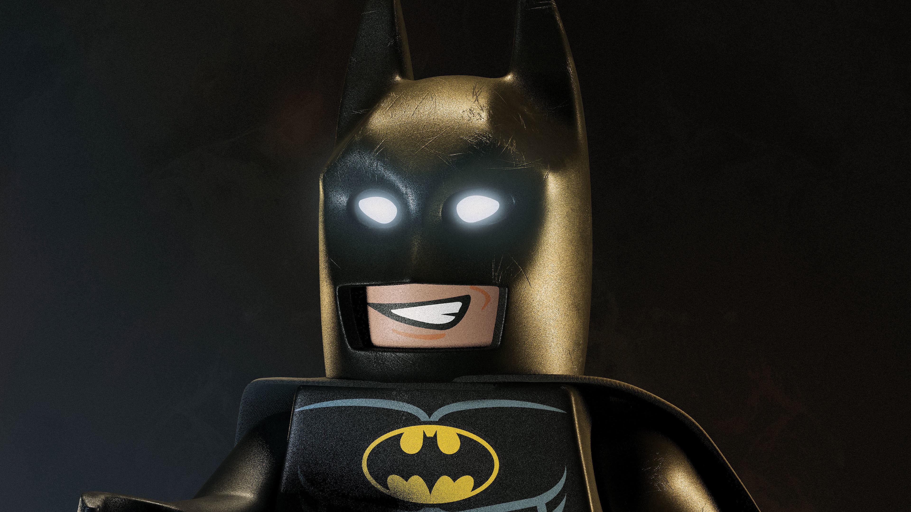 lego batman 4k 1543619989 - Lego Batman 4k - the lego batman movie wallpapers, superheroes wallpapers, hd-wallpapers, behance wallpapers, batman wallpapers, artist wallpapers, 4k-wallpapers