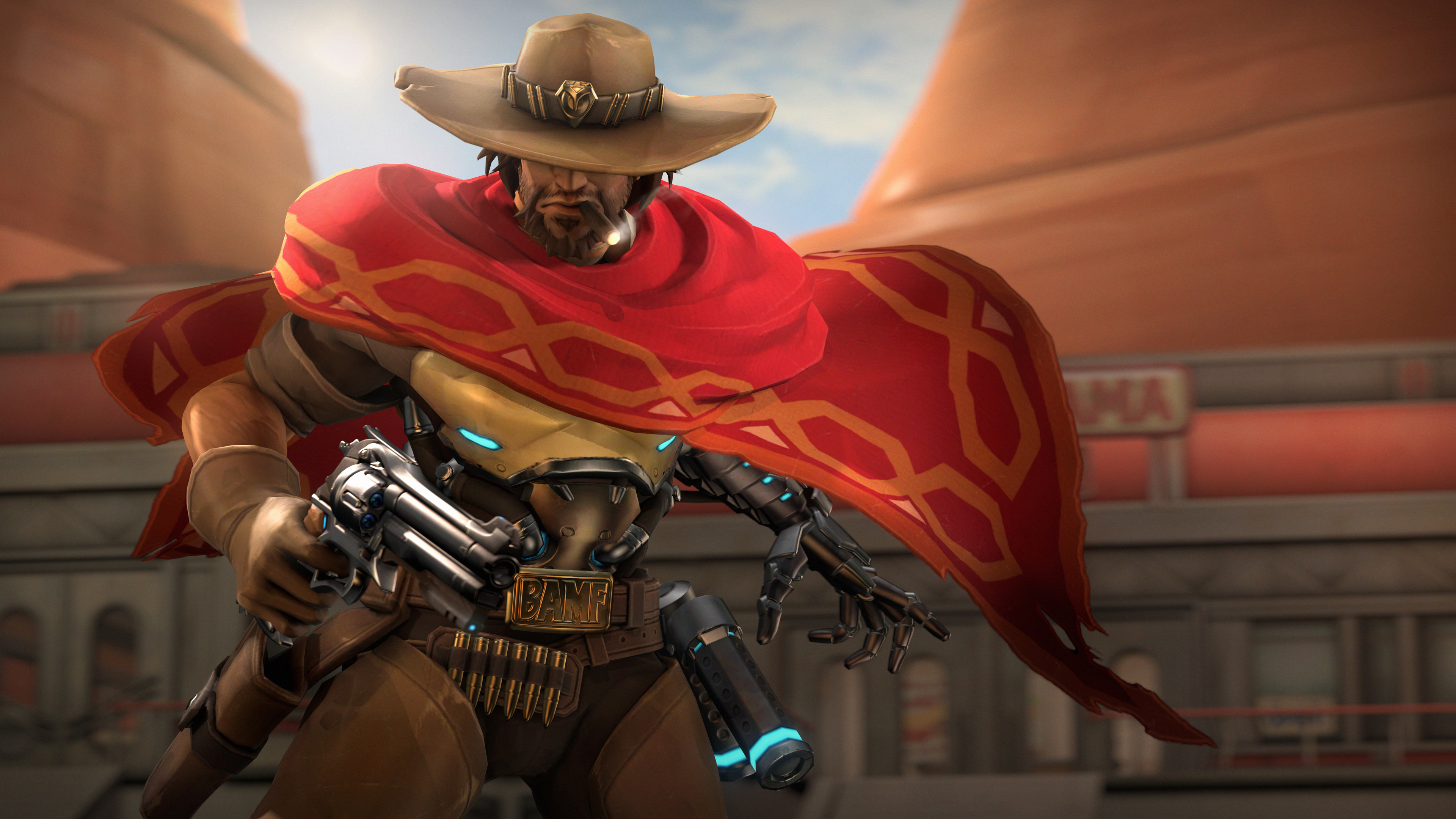mccree overwatch 5k 1542494908 - Mccree Overwatch 5k - xbox games wallpapers, ps games wallpapers, pc games wallpapers, overwatch wallpapers, mccree overwatch wallpapers, hd-wallpapers, games wallpapers, deviantart wallpapers, 5k wallpapers, 4k-wallpapers, 2018 games wallpapers