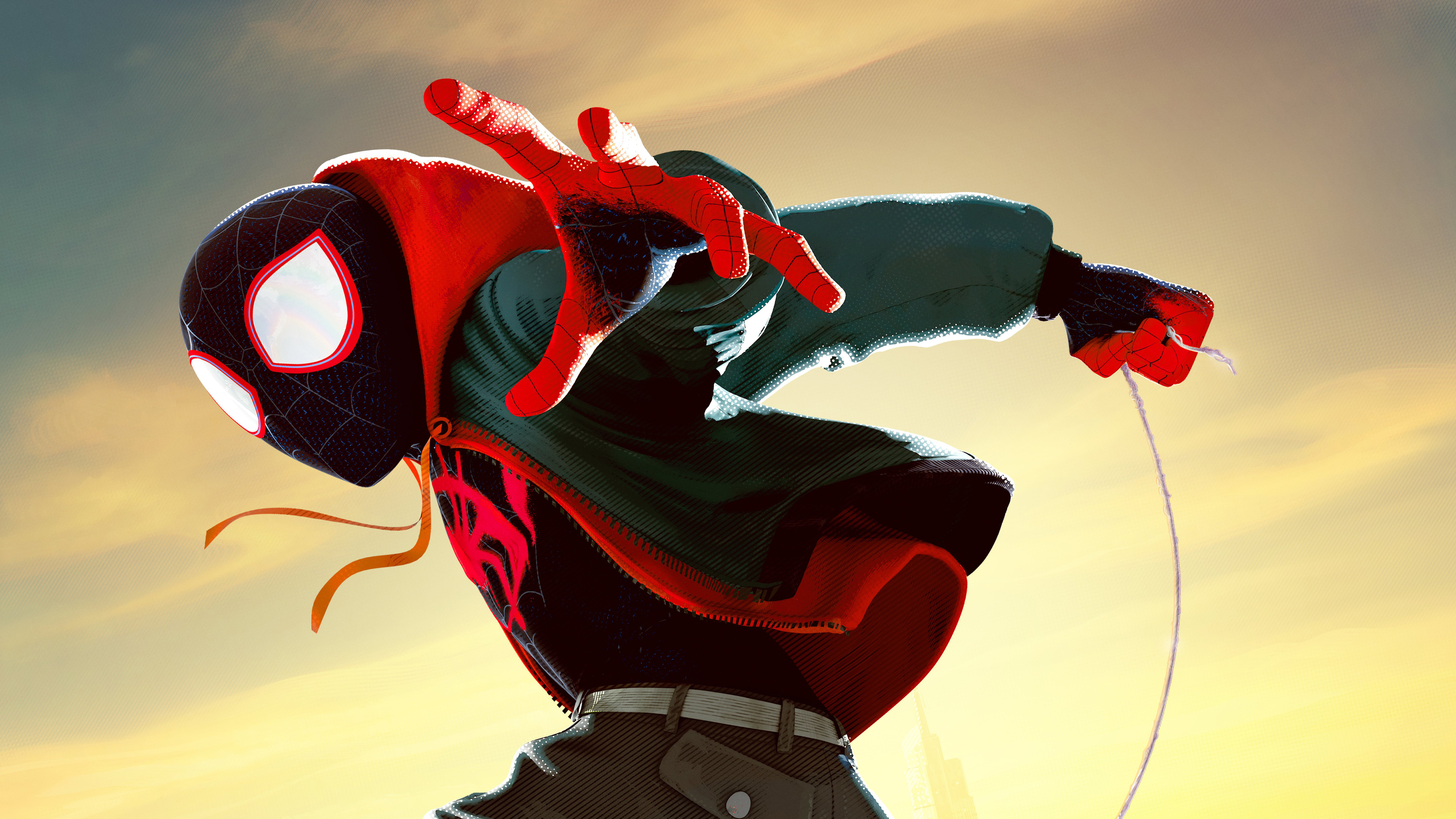 miles morales in spider man into the spider verse movie 5k 1543105181 - Miles Morales In Spider Man Into The Spider Verse Movie 5k - spiderman wallpapers, spiderman into the spider verse wallpapers, movies wallpapers, hd-wallpapers, animated movies wallpapers, 5k wallpapers, 4k-wallpapers, 2018-movies-wallpapers