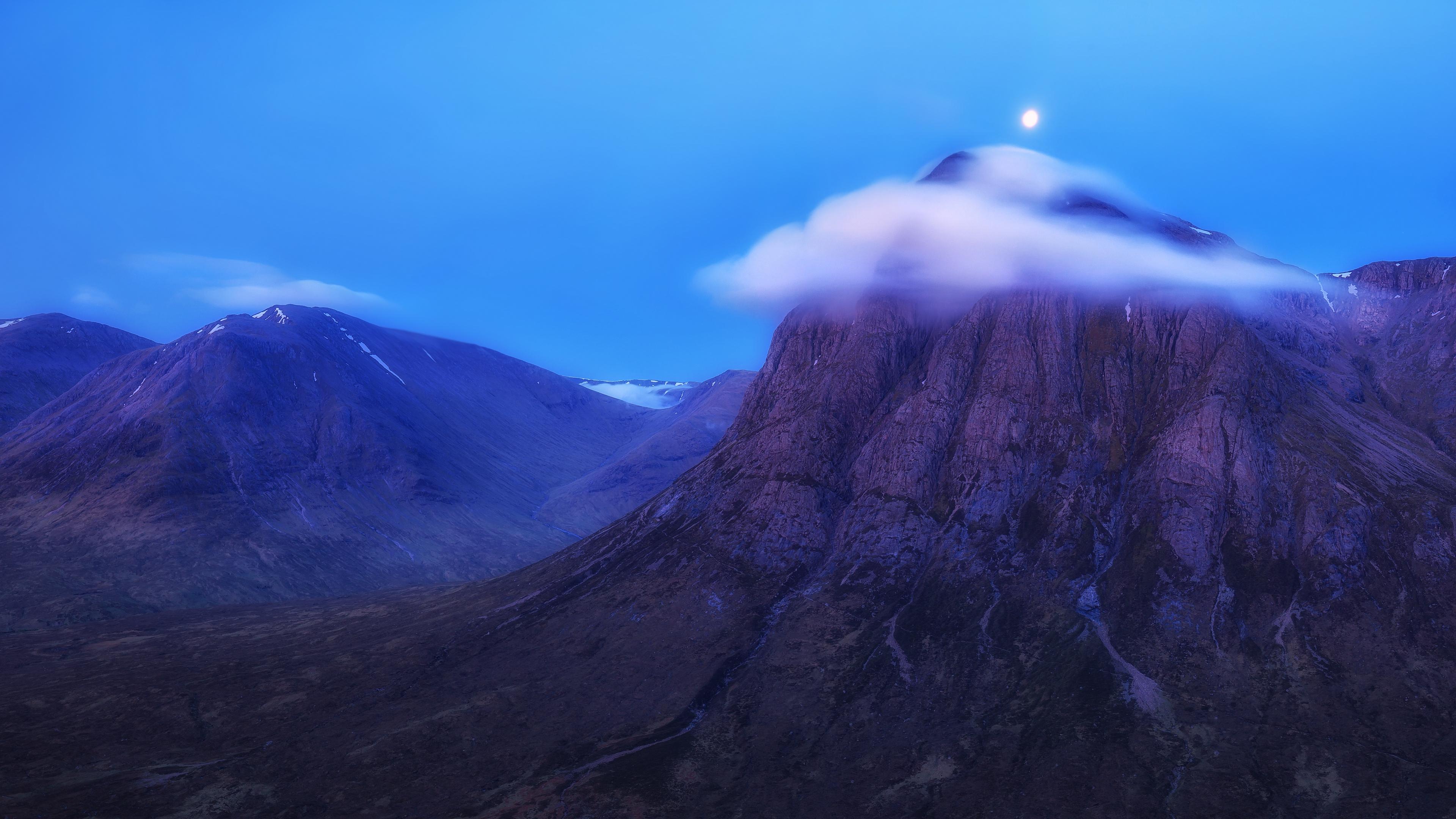 mountain peak scotland highlands 4k 1541117187 - mountain, peak, scotland, highlands 4k - Scotland, peak, Mountain
