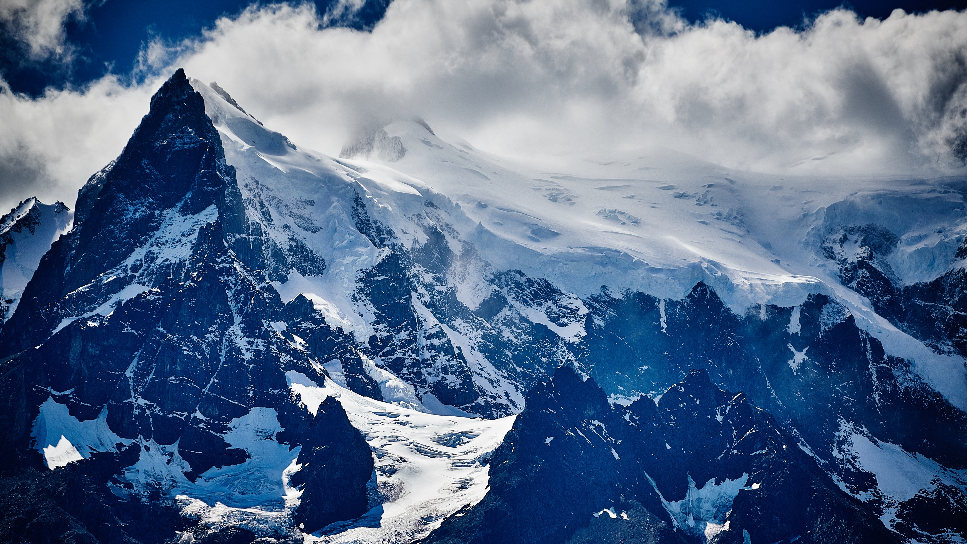 mountains high snow 4k 1541114047 - mountains, high, snow 4k - Snow, Mountains, High