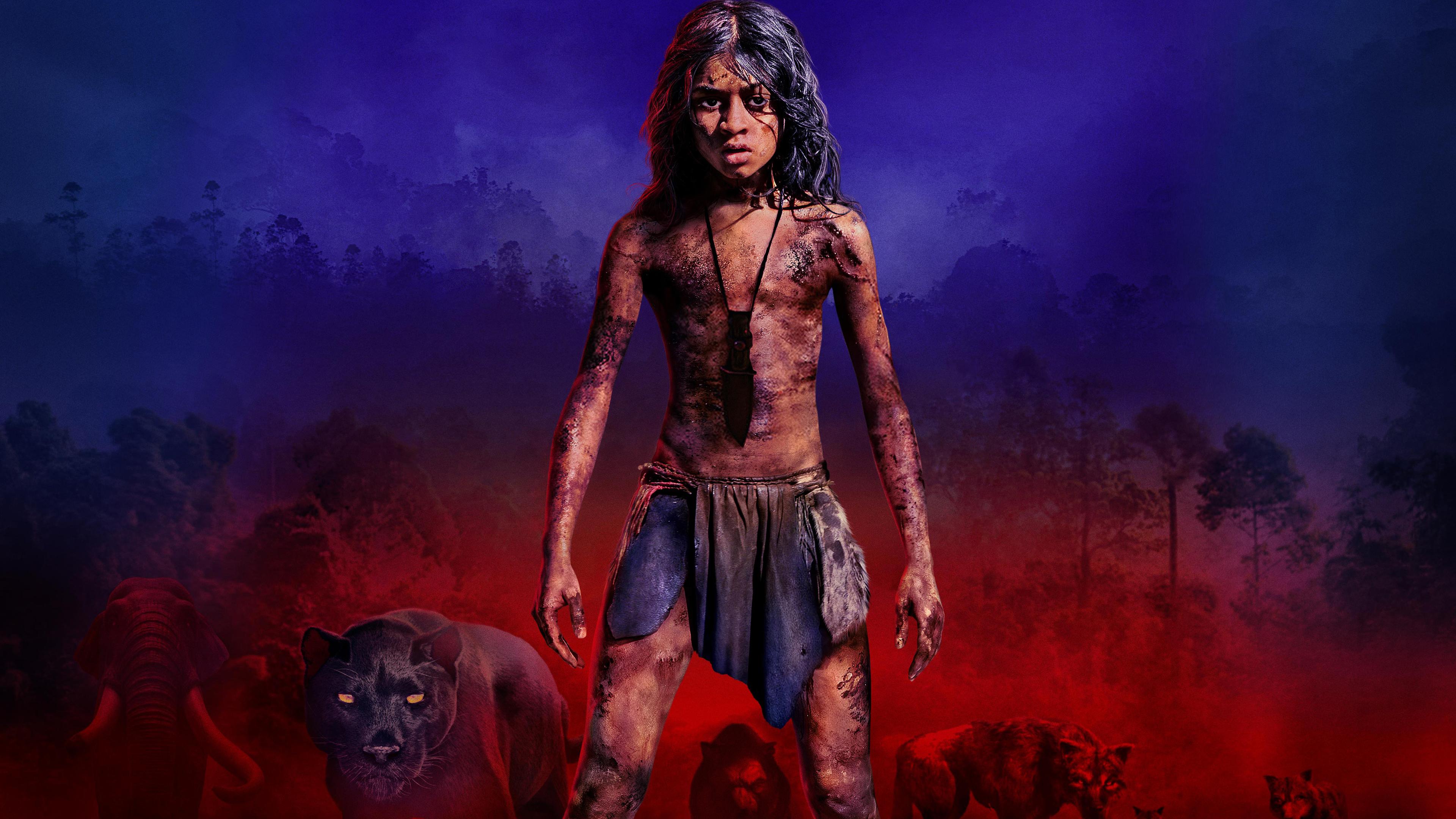mowgli movie 4k 1543105519 - Mowgli Movie 4k - poster wallpapers, netflix wallpapers, mowgli wallpapers, movies wallpapers, hd-wallpapers, 4k-wallpapers, 2018-movies-wallpapers
