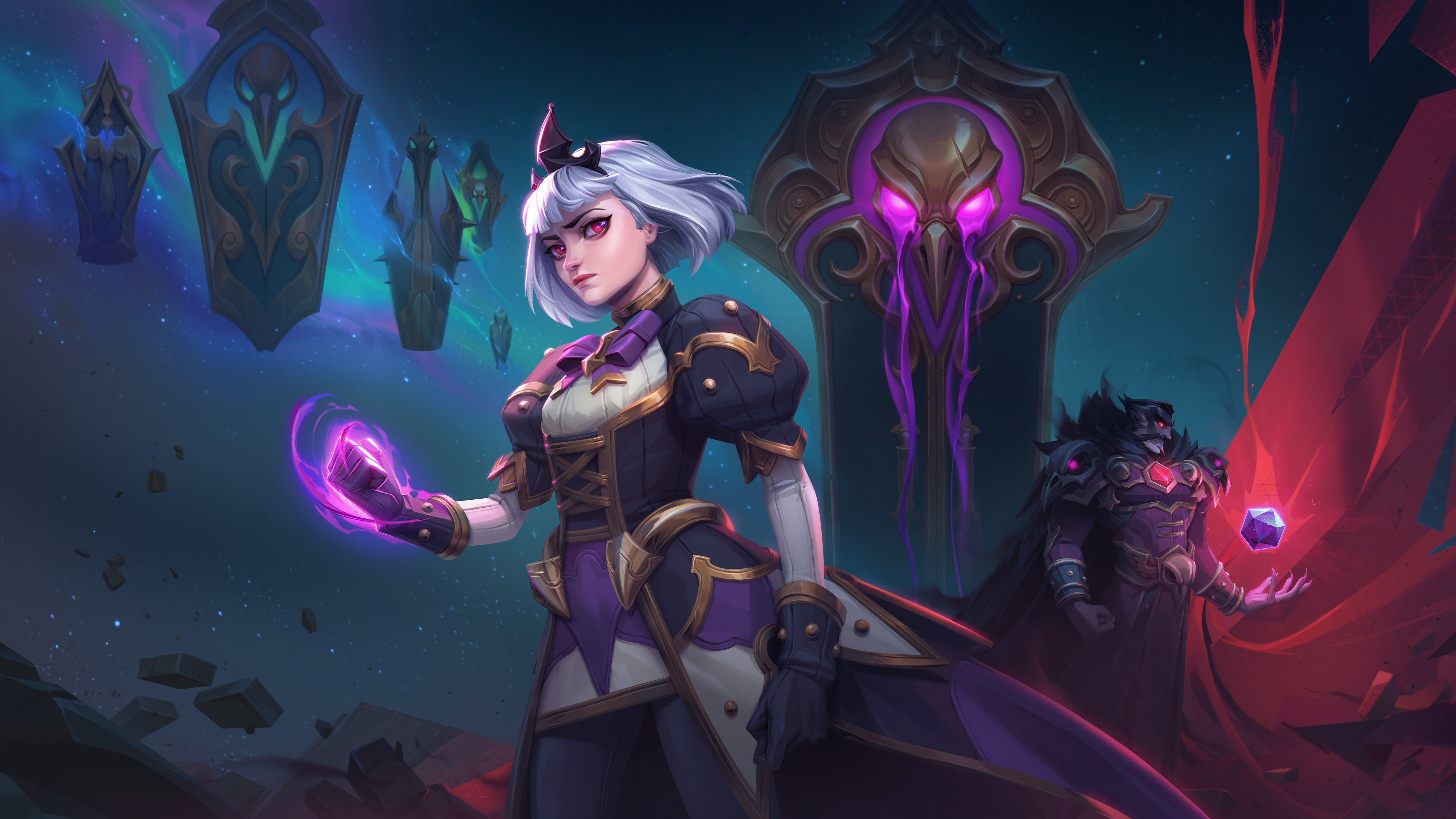orphea heroes of the storm 4k 1543621015 - Orphea Heroes Of The Storm 4k - heroes of the storm wallpapers, hd-wallpapers, games wallpapers, 4k-wallpapers, 2018 games wallpapers