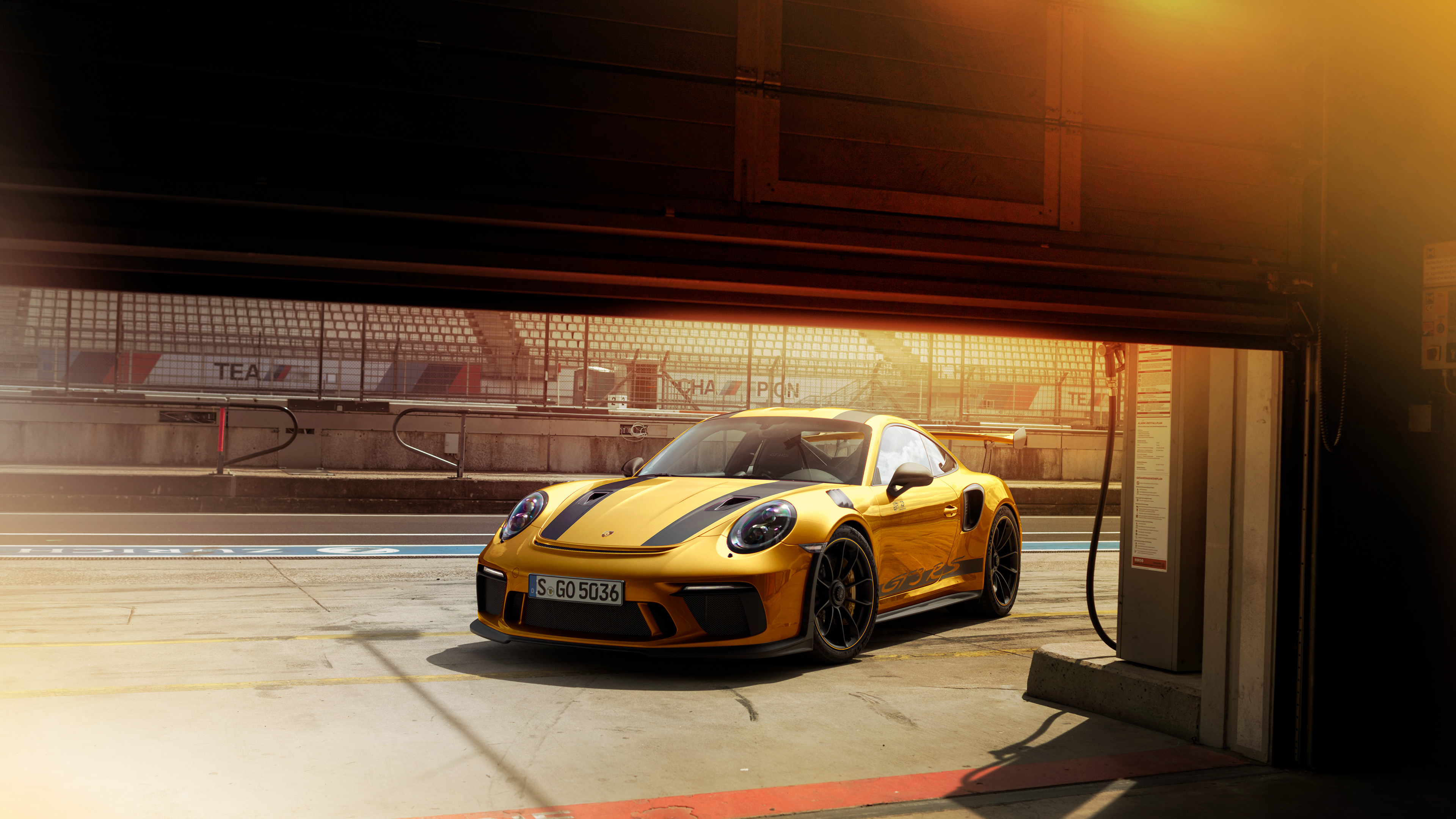 porsche 911gt3rs gold 4k 1541969153 - Porsche 911GT3RS Gold 4k - porsche wallpapers, porsche 911 wallpapers, porsche 911 gt3 r wallpapers, hd-wallpapers, cars wallpapers, behance wallpapers, 4k-wallpapers, 2018 cars wallpapers