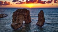 raouche rocks beirut lebanon sea sunset 4k 1541117831 200x110 - raouche rocks, beirut, lebanon, sea, sunset 4k - raouche rocks, lebanon, beirut