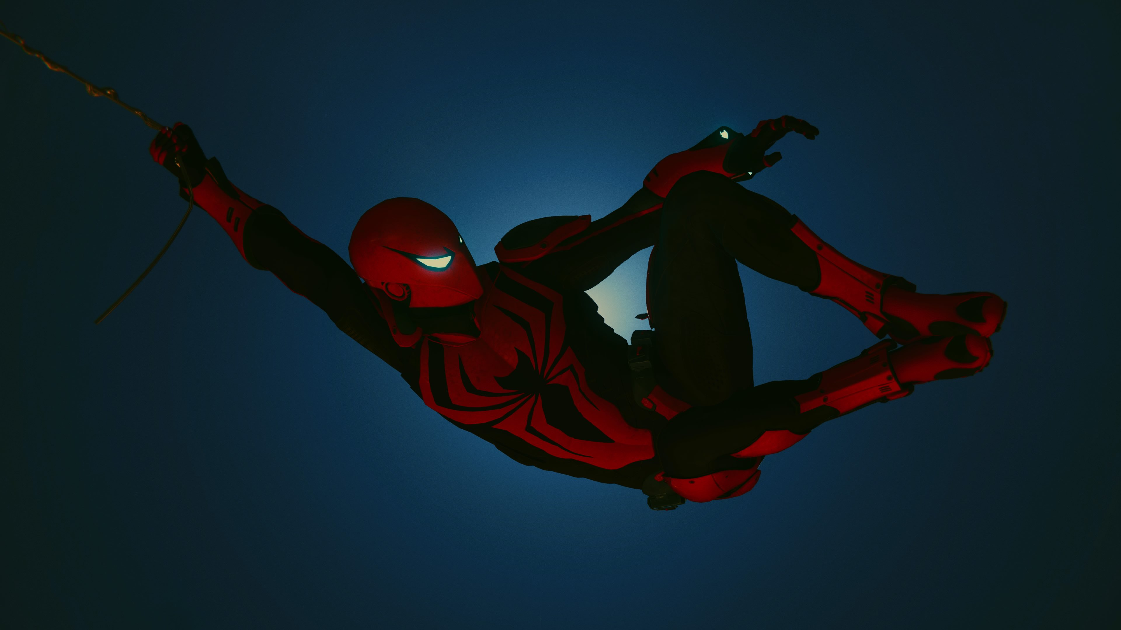 Wallpaper 4k Red Spider Suit 4k Wallpapers Hd Wallpapers Reddit Wallpapers Spiderman Wallpapers Superheroes Wallpapers