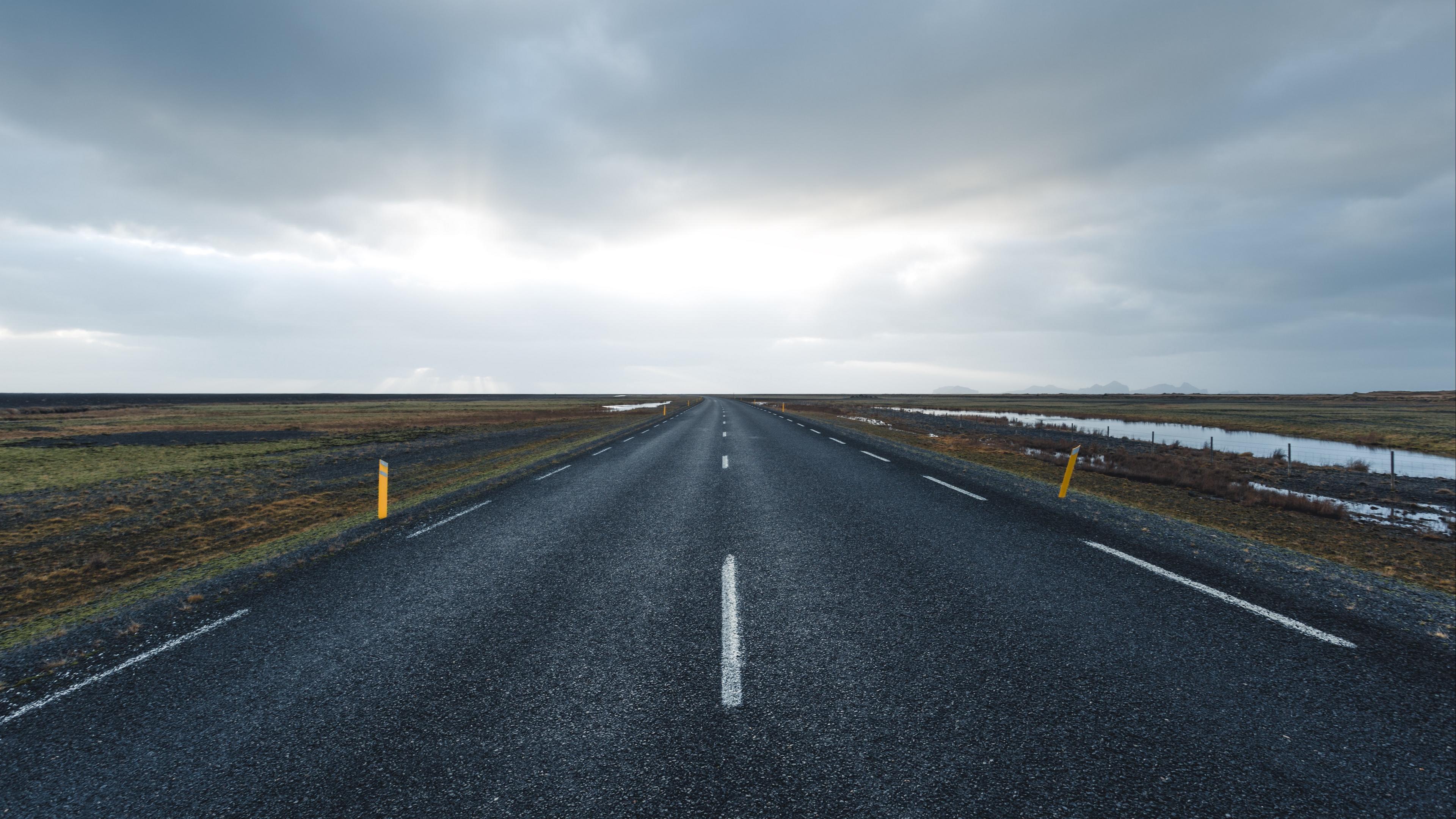 road horizon sky 4k 1541114083 - road, horizon, sky 4k - Sky, Road, Horizon