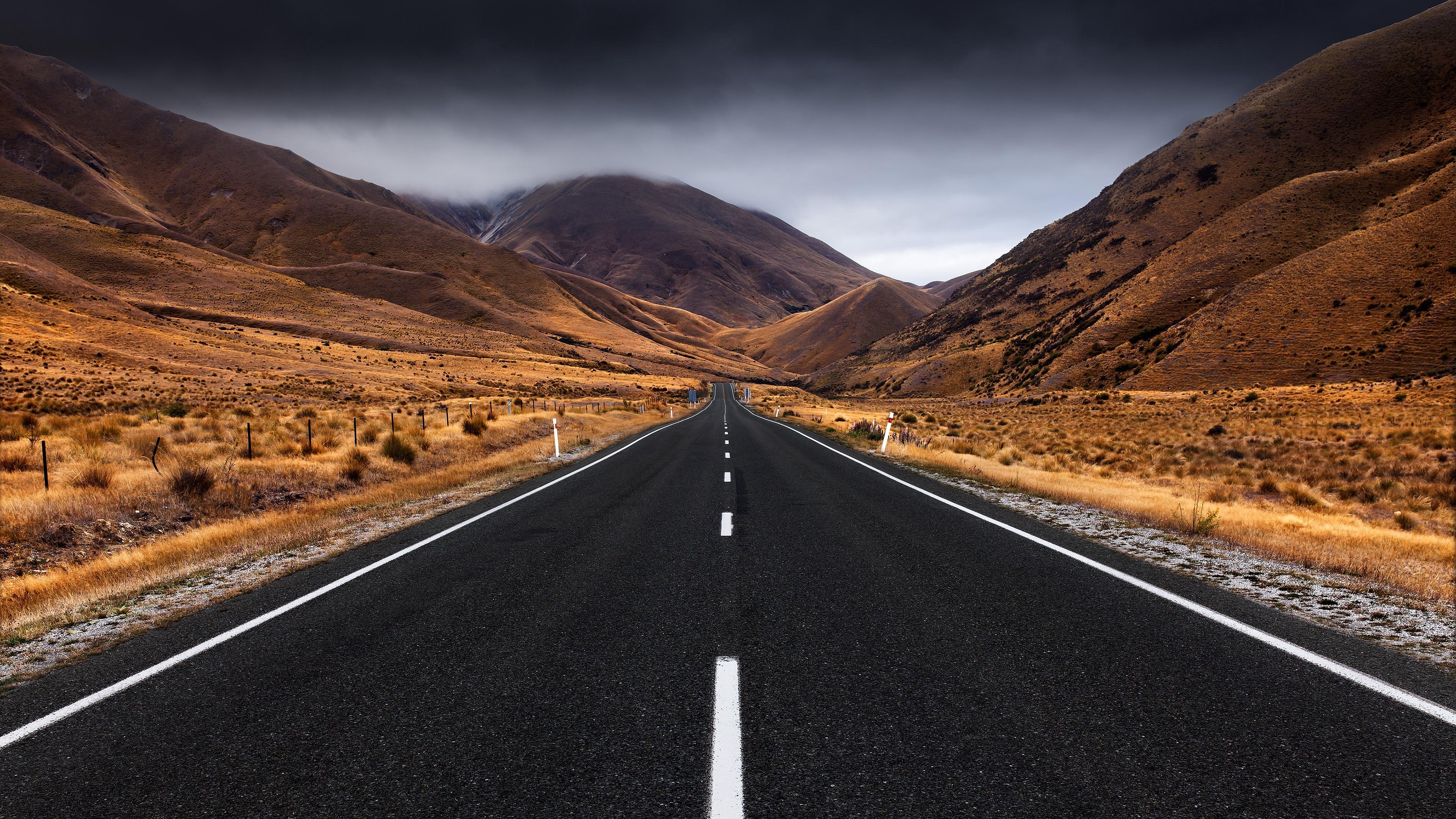 road markings motion 4k 1541117551 - road, markings, motion 4k - Road, Motion, markings