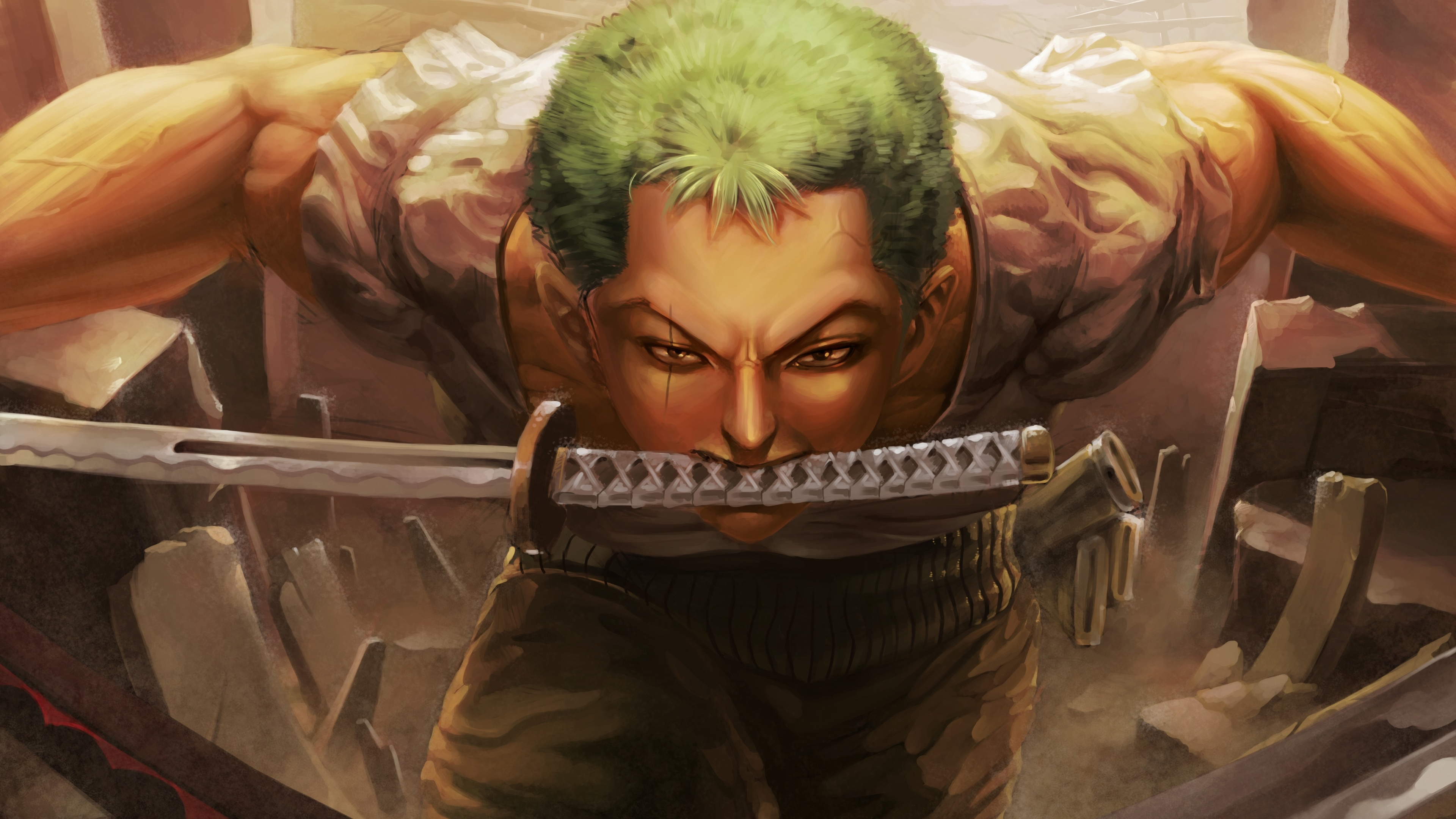 roronoa zoro 4k 1541973709 - Roronoa Zoro 4k - roronoa zoro wallpapers, one piece wallpapers, hd-wallpapers, deviantart wallpapers, anime wallpapers, 4k-wallpapers