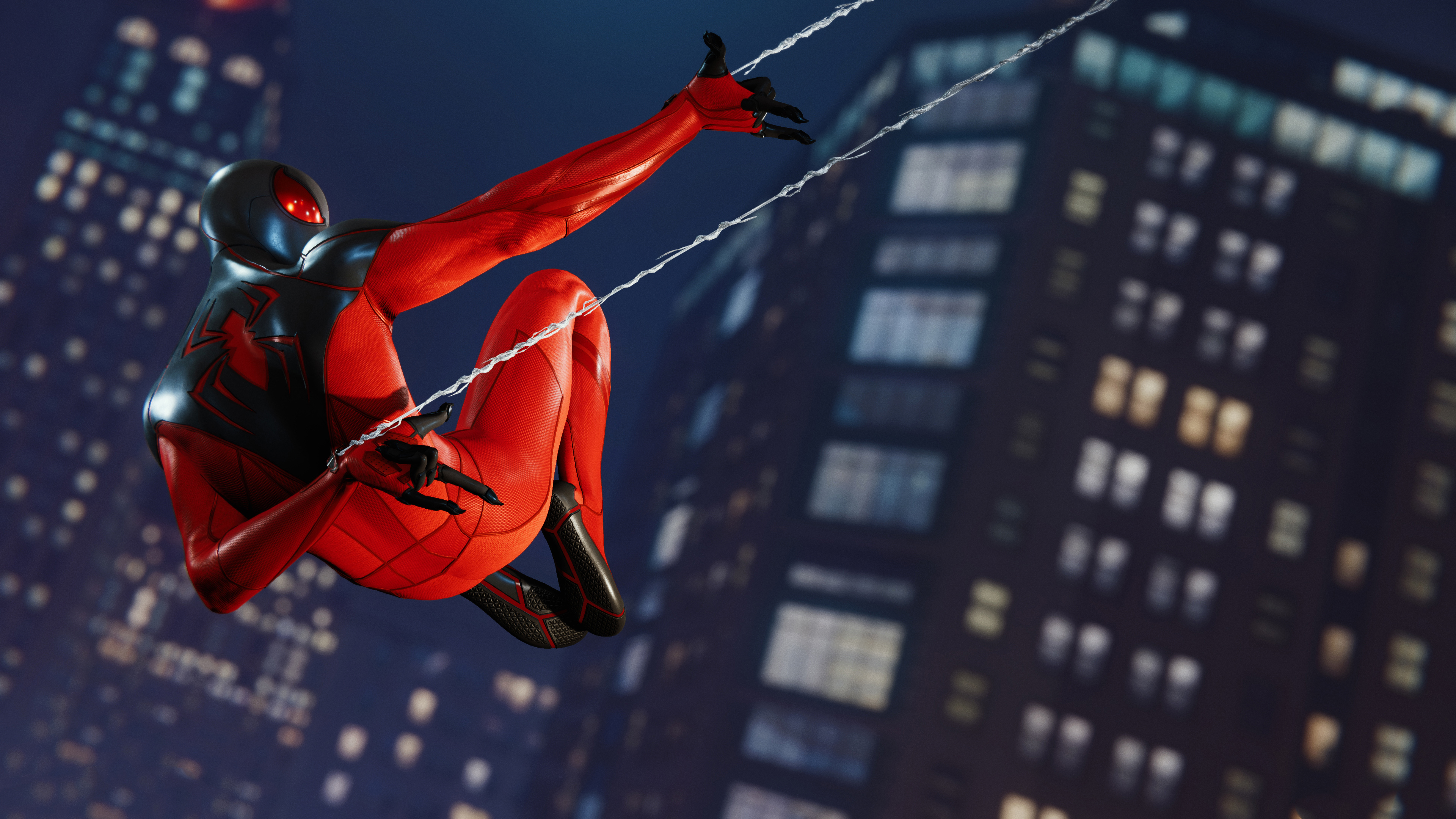 Scarlet Spiderman Ps4 - #GolfClub