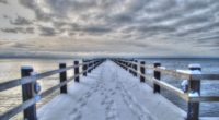 sea winter bridge landscape 4k 1541117597 200x110 - sea, winter, bridge, landscape 4k - Winter, Sea, bridge