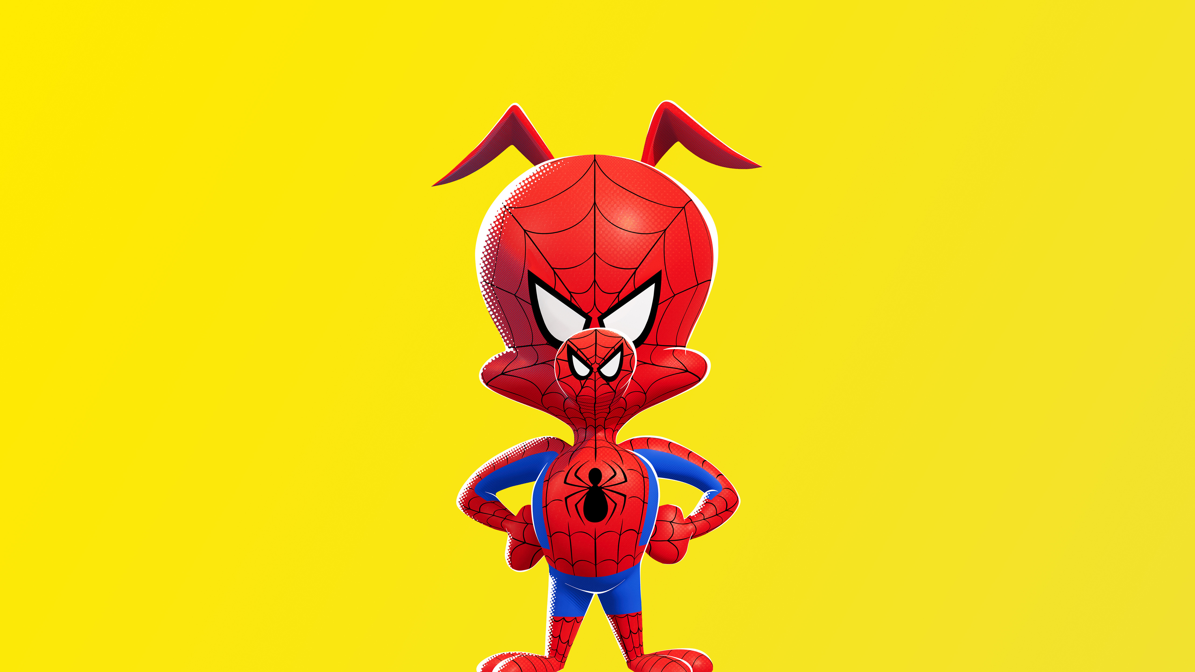 spider ham 4k 1543105191 - Spider Ham 4k - spiderman wallpapers, spiderman into the spider verse wallpapers, movies wallpapers, hd-wallpapers, animated movies wallpapers, 5k wallpapers, 4k-wallpapers, 2018-movies-wallpapers