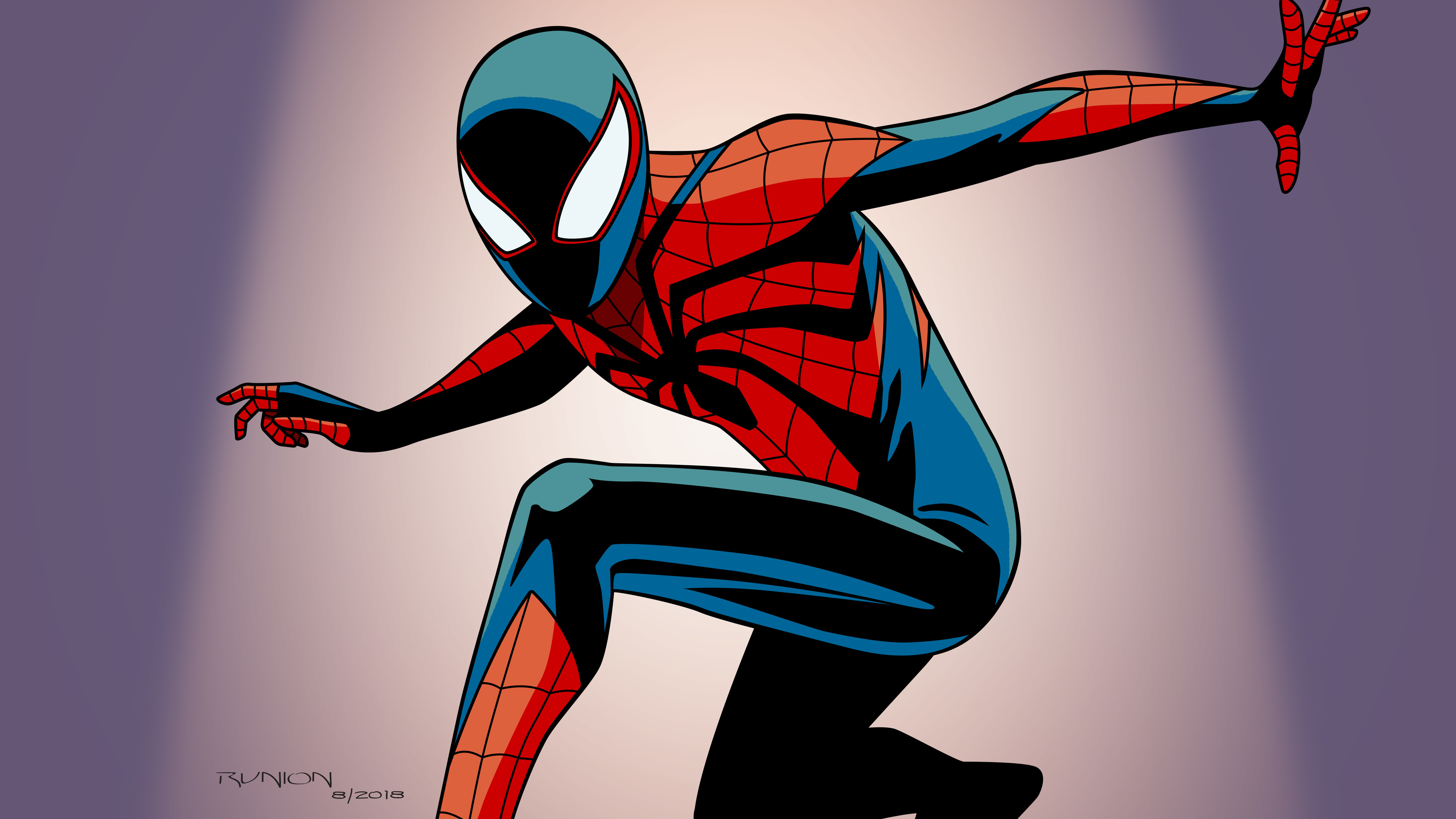 spider man 2026 1543619986 - Spider Man 2026 - superheroes wallpapers, spiderman wallpapers, hd-wallpapers, deviantart wallpapers, artwork wallpapers, artist wallpapers, 4k-wallpapers