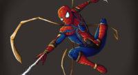 spider man iron suit 4k 1541294398 200x110 - Spider Man Iron Suit 4k - superheroes wallpapers, spiderman wallpapers, hd-wallpapers, digital art wallpapers, artwork wallpapers, art wallpapers, 4k-wallpapers