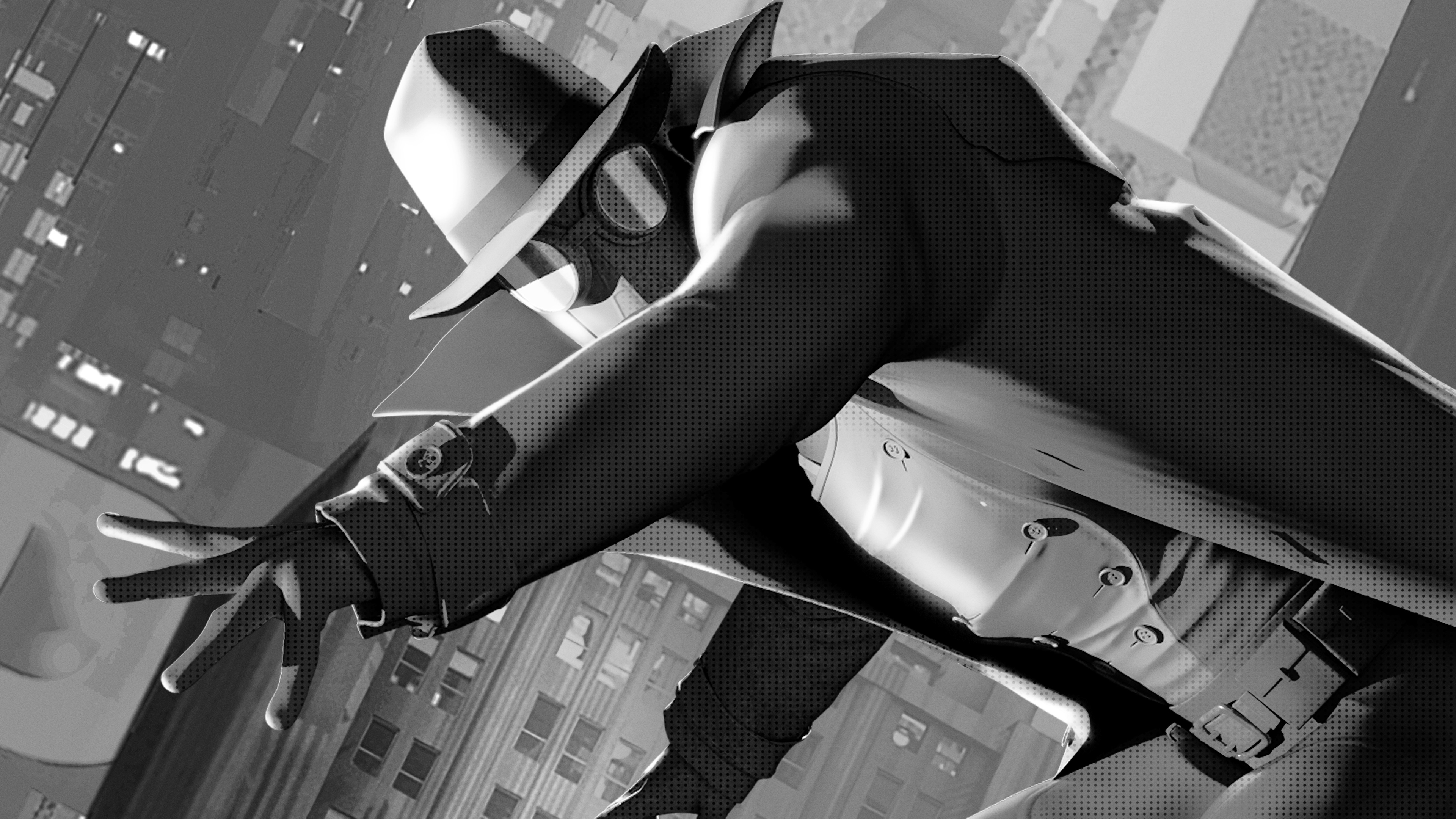 spider man noir 4k 1543105189 - Spider Man Noir 4k - spiderman wallpapers, spiderman into the spider verse wallpapers, movies wallpapers, hd-wallpapers, animated movies wallpapers, 5k wallpapers, 4k-wallpapers, 2018-movies-wallpapers