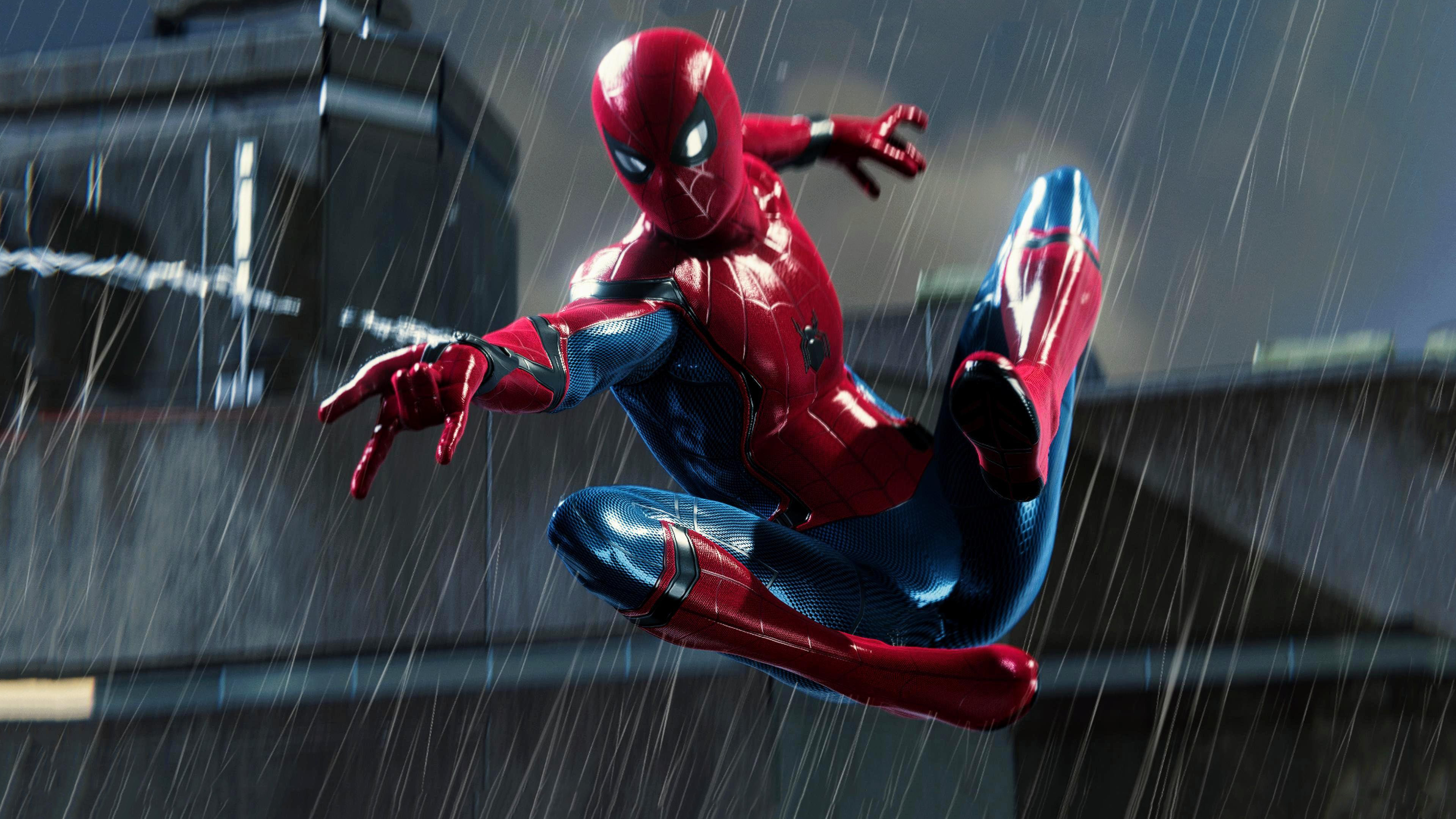 spiderman 4k 2018 artwork 1543620359 - Spiderman 4k 2018 Artwork - superheroes wallpapers, spiderman wallpapers, reddit wallpapers, hd-wallpapers, digital art wallpapers, artwork wallpapers, 4k-wallpapers