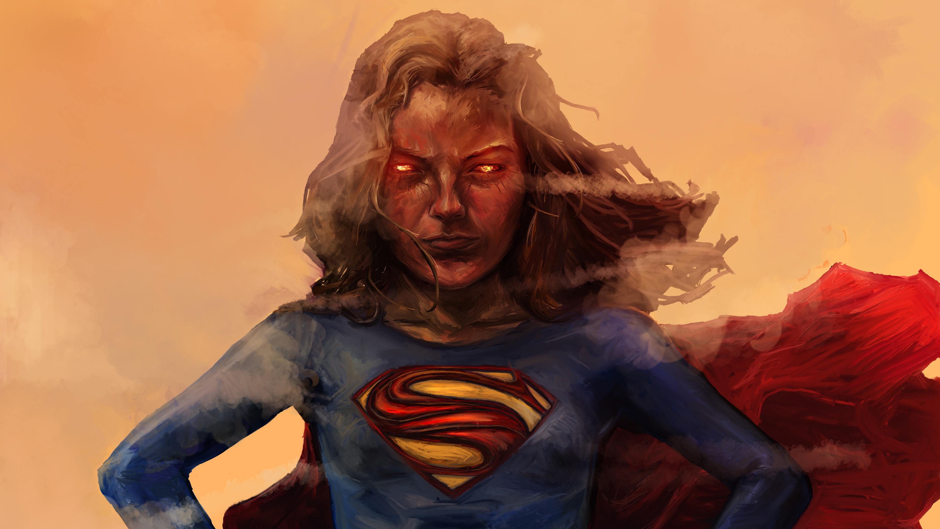supergirl 4k 2018 1543620142 - Supergirl 4k 2018 - superheroes wallpapers, supergirl wallpapers, hd-wallpapers, digital art wallpapers, artwork wallpapers, 4k-wallpapers
