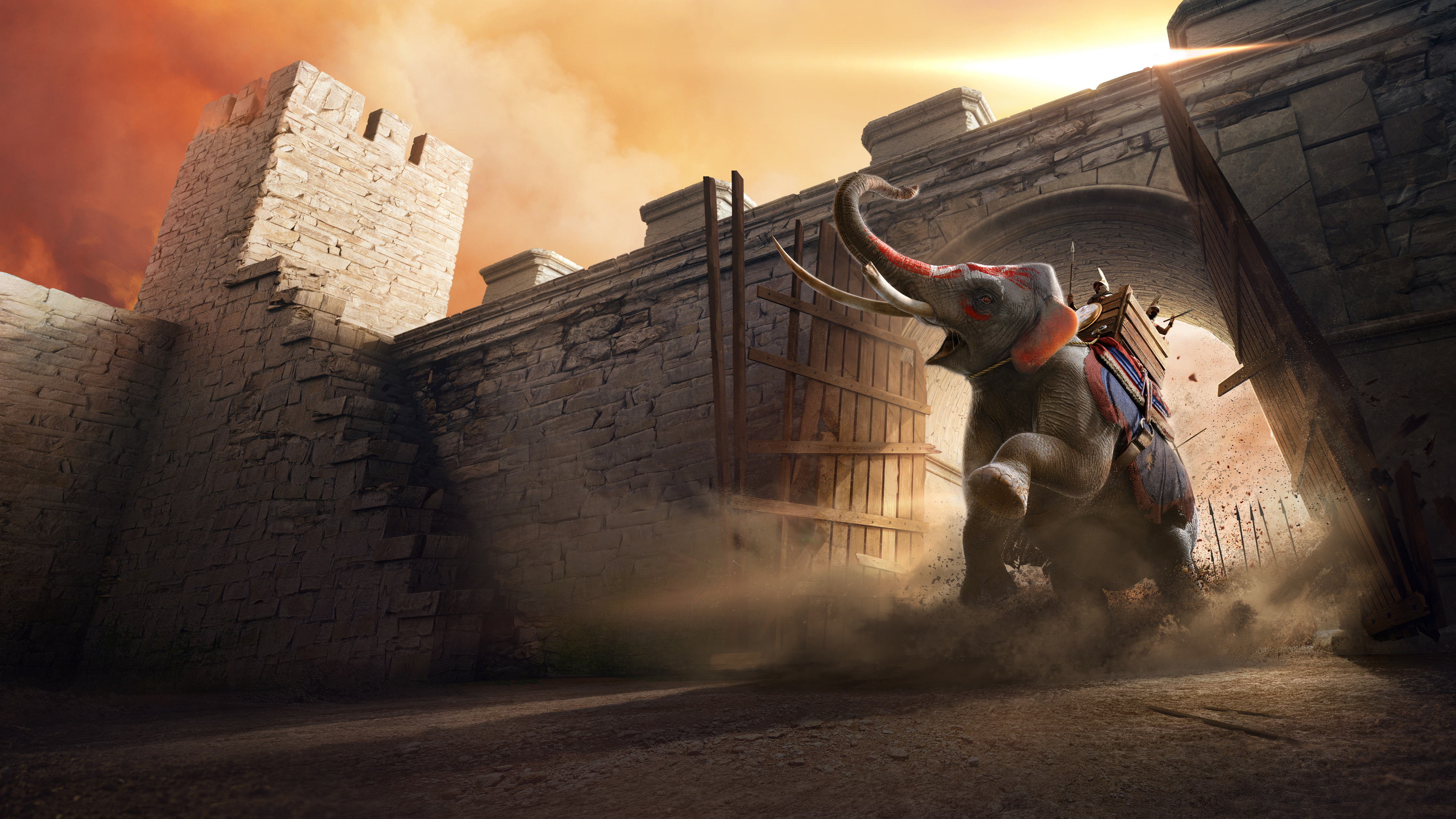 total war arena 5k 1542494931 - Total War Arena 5k - total war arena wallpapers, hd-wallpapers, games wallpapers, elephant wallpapers, 5k wallpapers, 4k-wallpapers, 2017 games wallpapers