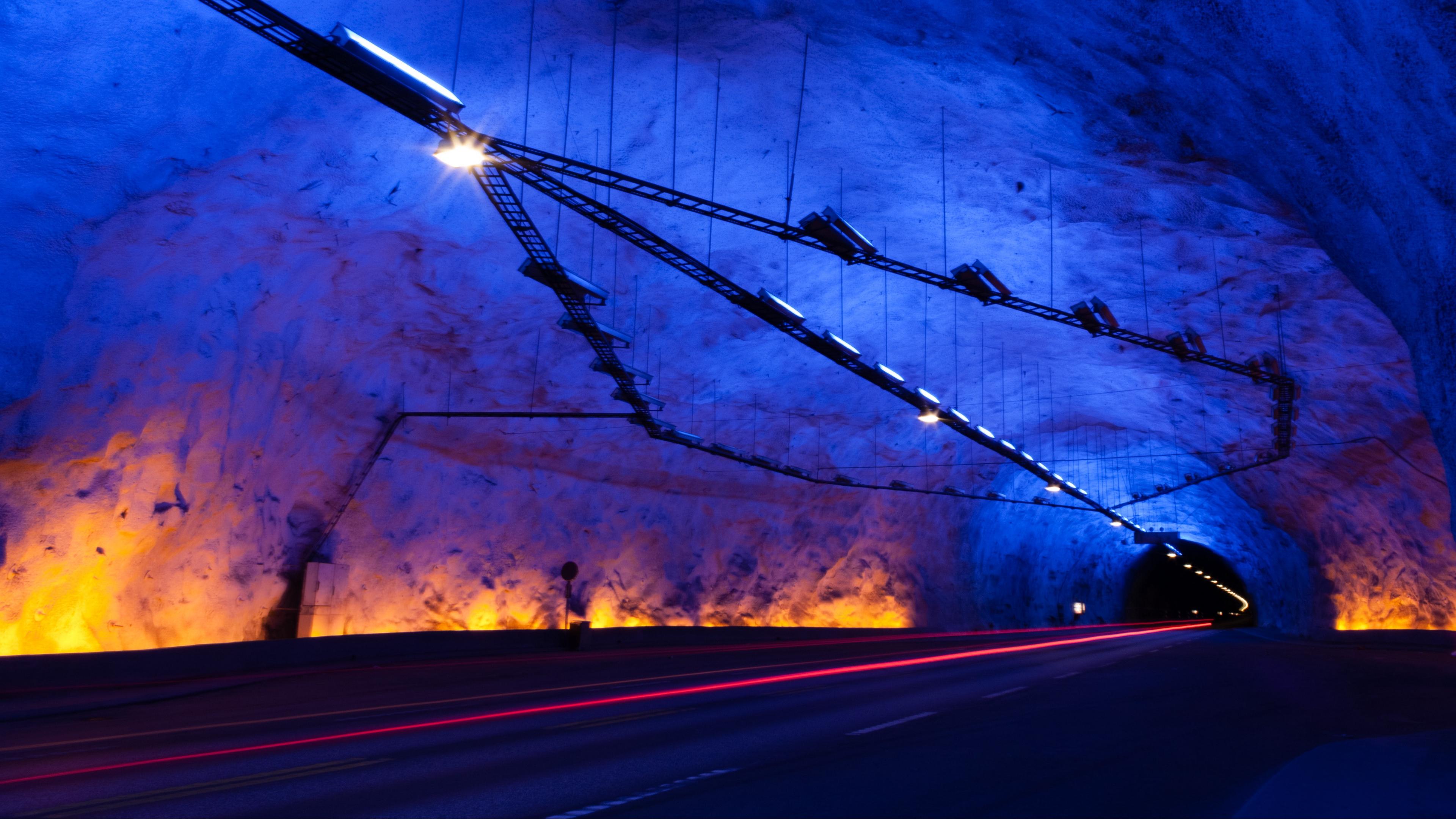 tunnel dark lights underground lighting 4k 1541972186 - tunnel, dark, lights, underground, lighting 4k - Tunnel, Lights, Dark