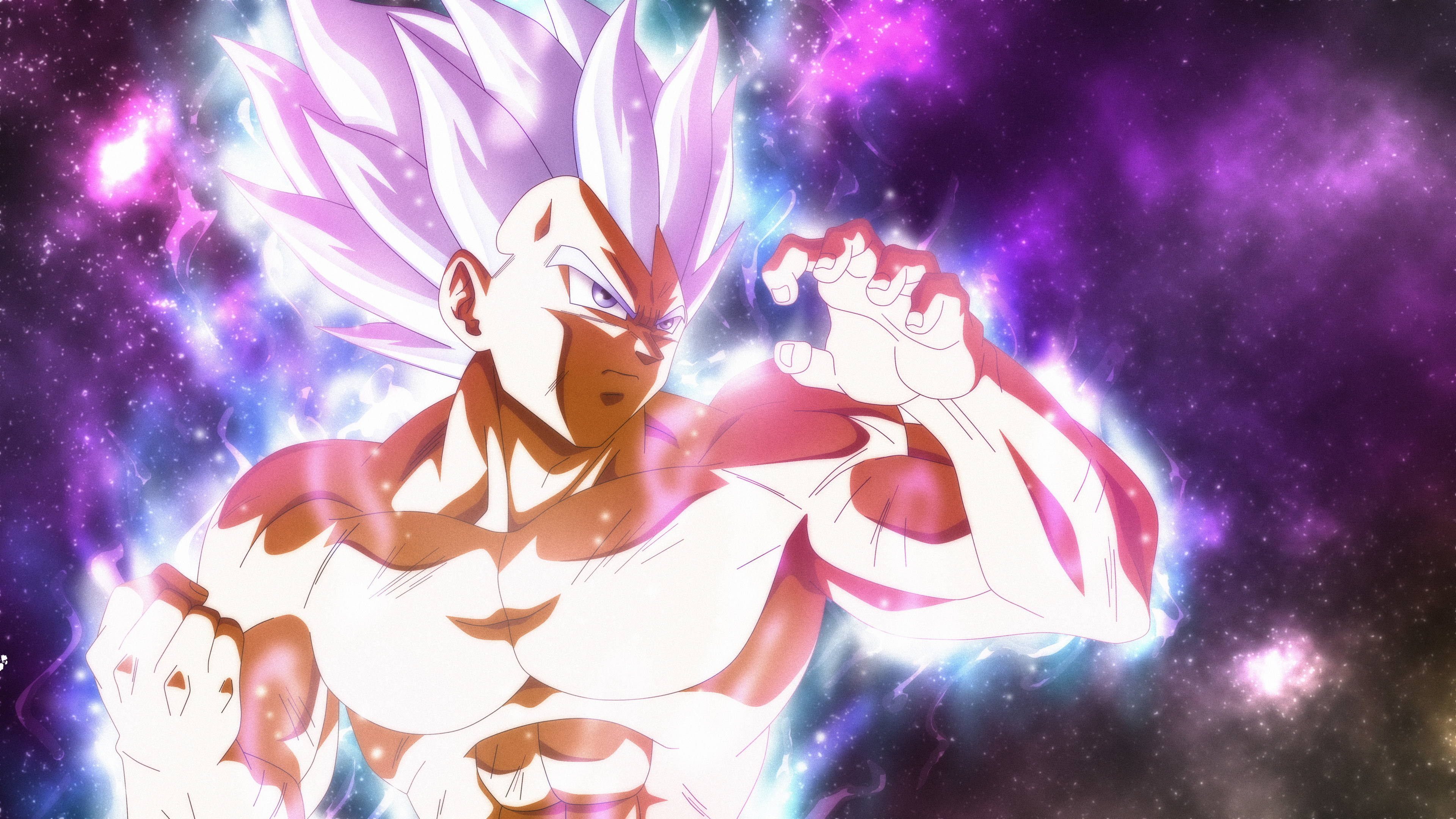 Wallpaper 4k Ultra Instinct Dragon Ball 4k Wallpapers Anime