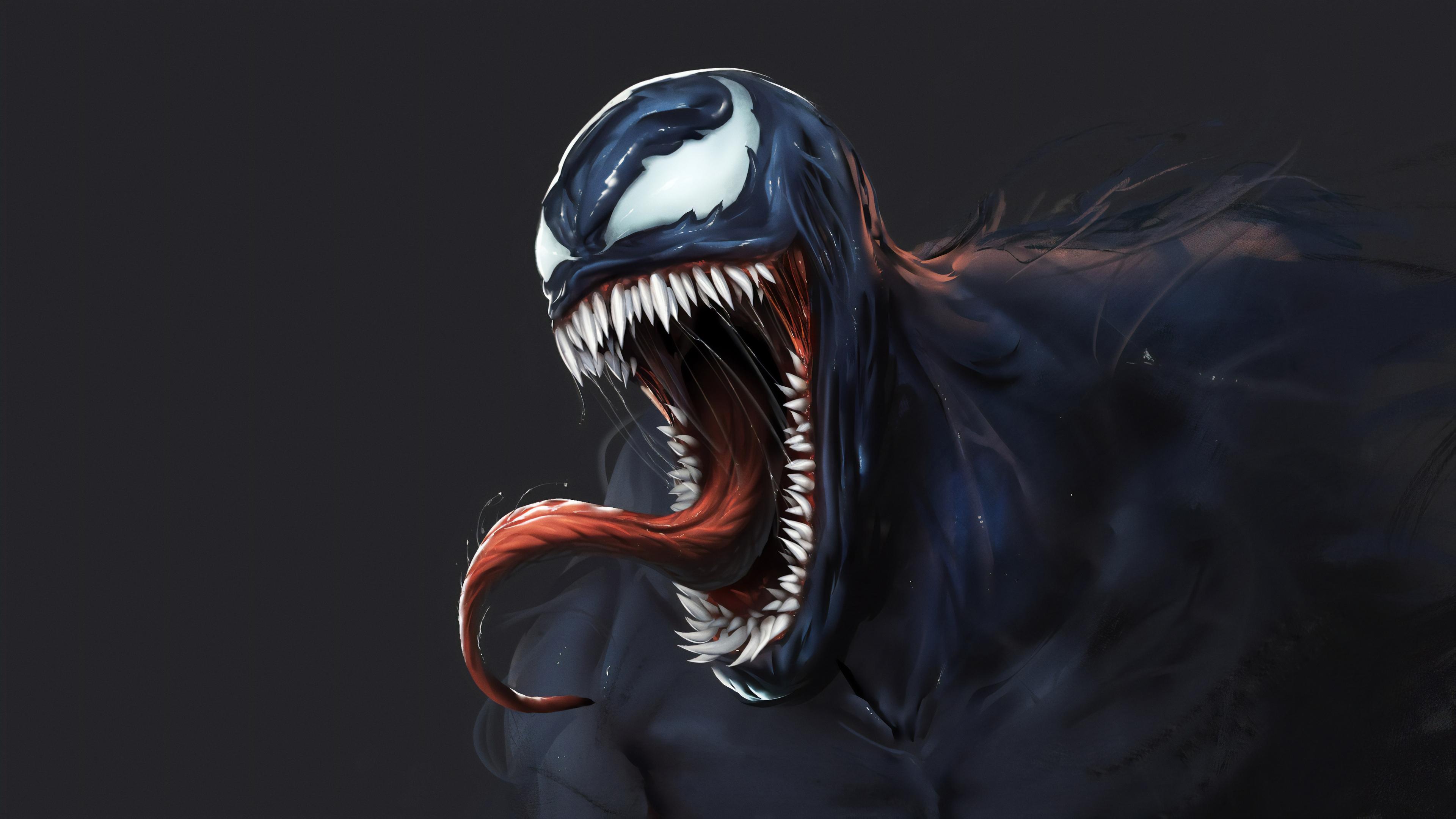 venom 4k artwork 1543620265 - Venom 4k Artwork - Venom wallpapers, superheroes wallpapers, hd-wallpapers, digital art wallpapers, artwork wallpapers, artist wallpapers, 4k-wallpapers