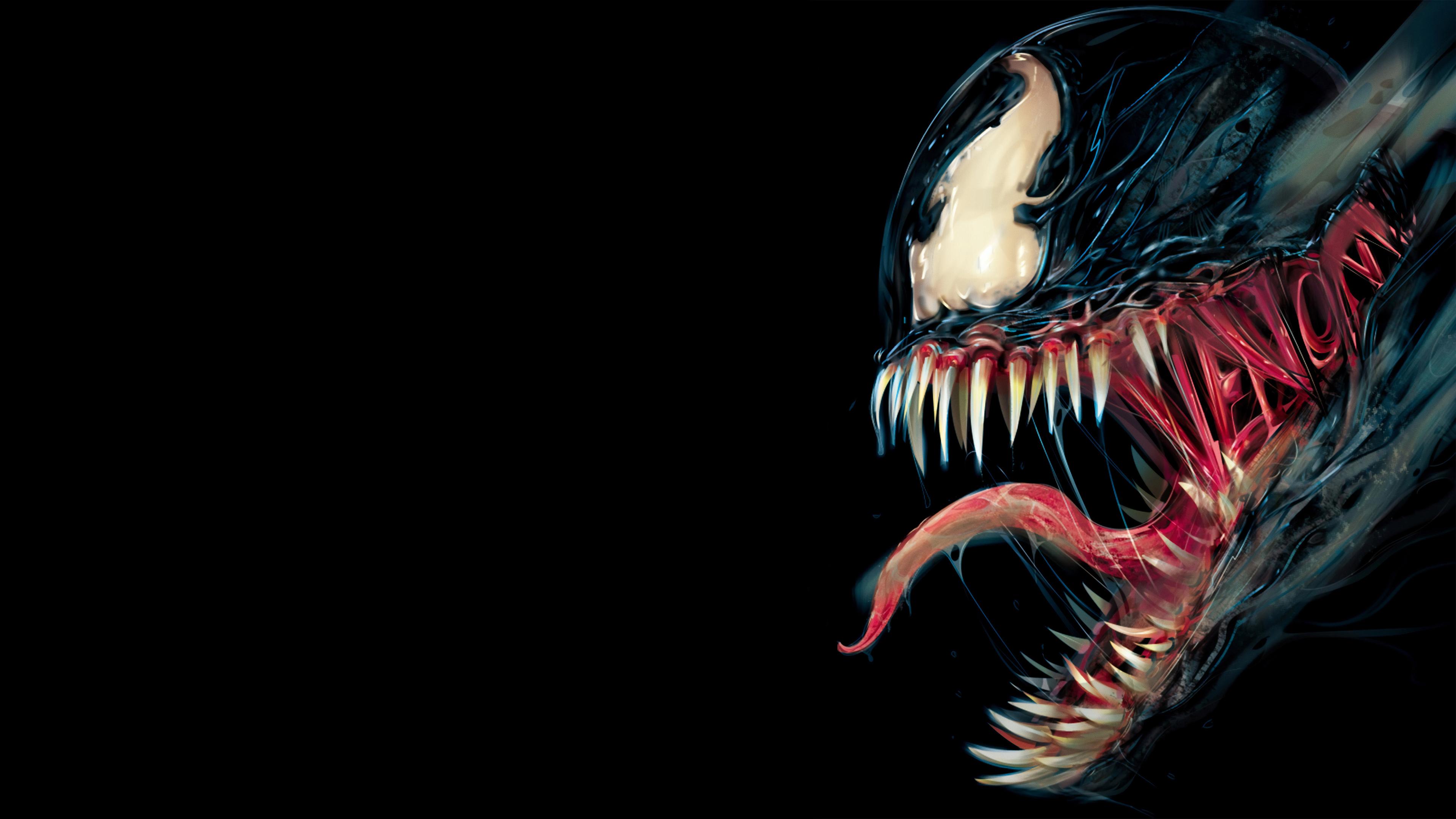 Wallpaper 4k Venom Movie 4k Poster 2018 Movies Wallpapers 4k