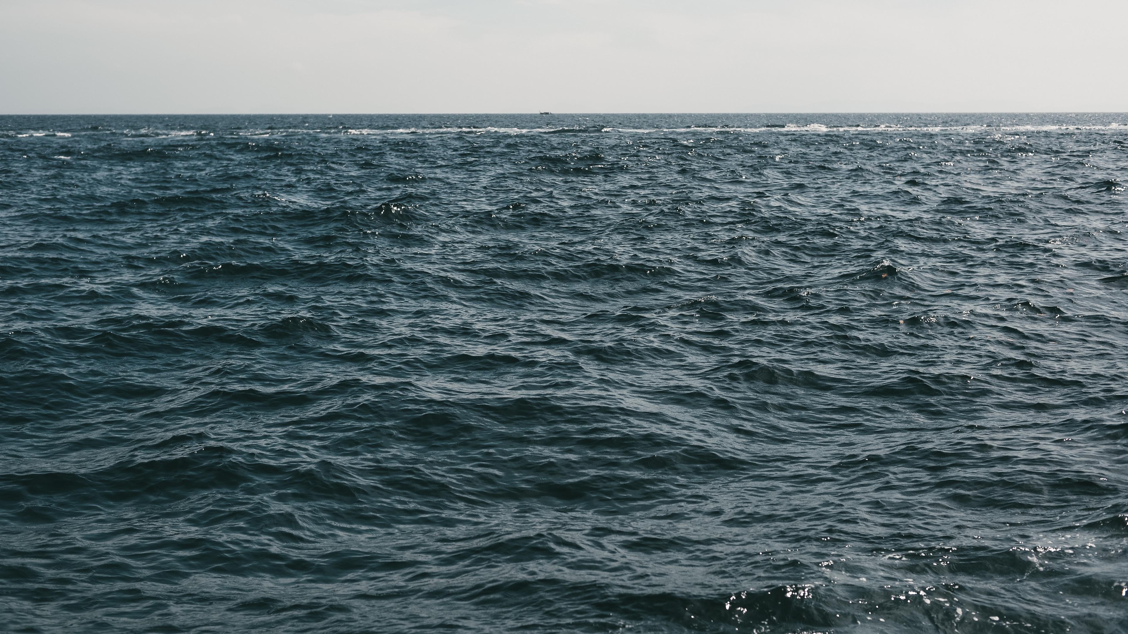 water sea horizon waves 4k 1541114106 - water, sea, horizon, waves 4k - Water, Sea, Horizon