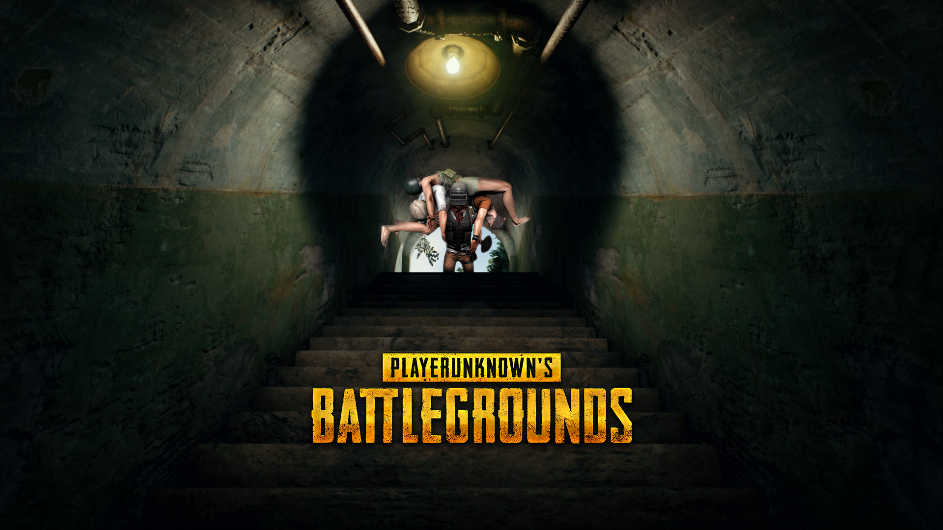 Wallpaper 4k Player Unknown S Battlegrounds Pubg 4k Player