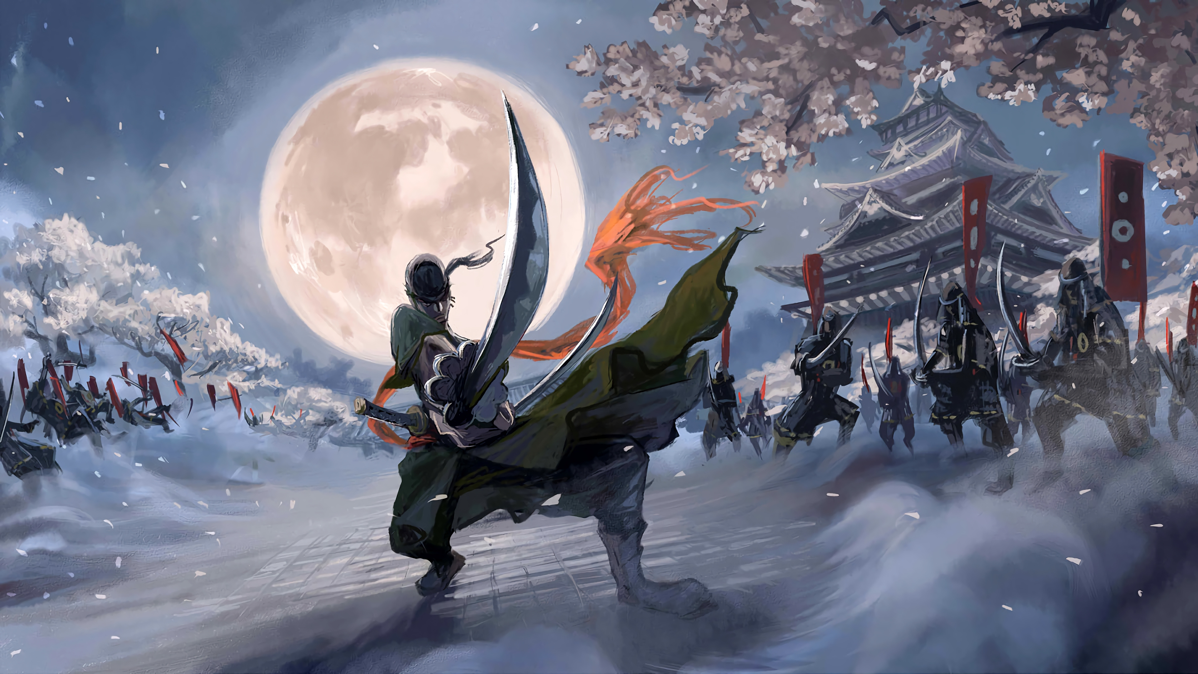 zoro roronoa 4k 1541974209 - Zoro Roronoa 4k - zoro roronoa wallpapers, one piece wallpapers, hd-wallpapers, digital art wallpapers, artwork wallpapers, artist wallpapers, anime wallpapers, 4k-wallpapers