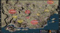 1522257209 map 2 1 200x110 - Pubg Loot risk and Car Spots İn Miramar(desert map) 4K - Pubg Loot Map 4k hd, Pubg Loot and Car Spots Desert Map, Pubg 4k maps, Loot and Car Spots In Miramar