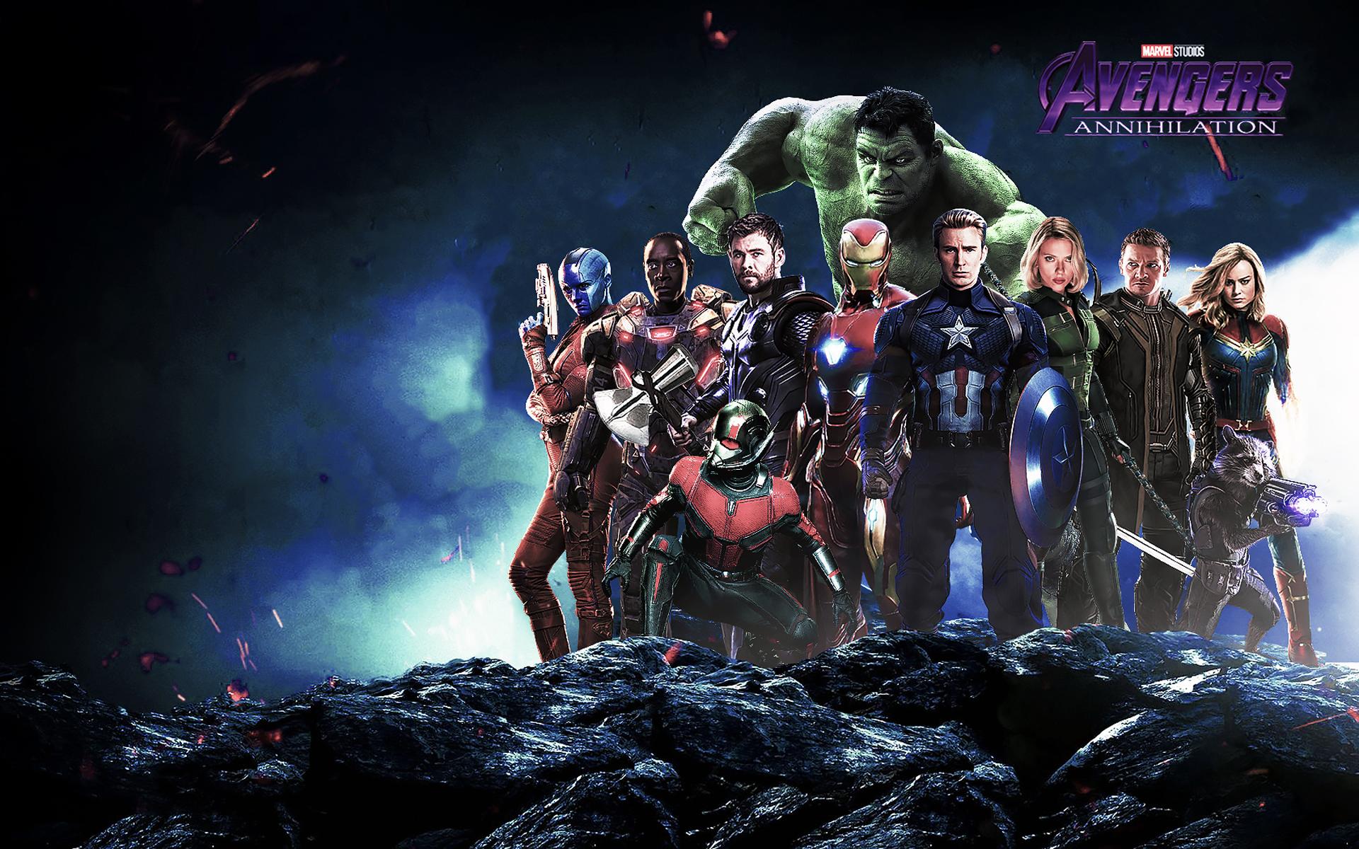 Wallpaper 4k Avengers Annihilation 2019 Movies Wallpapers Avengers