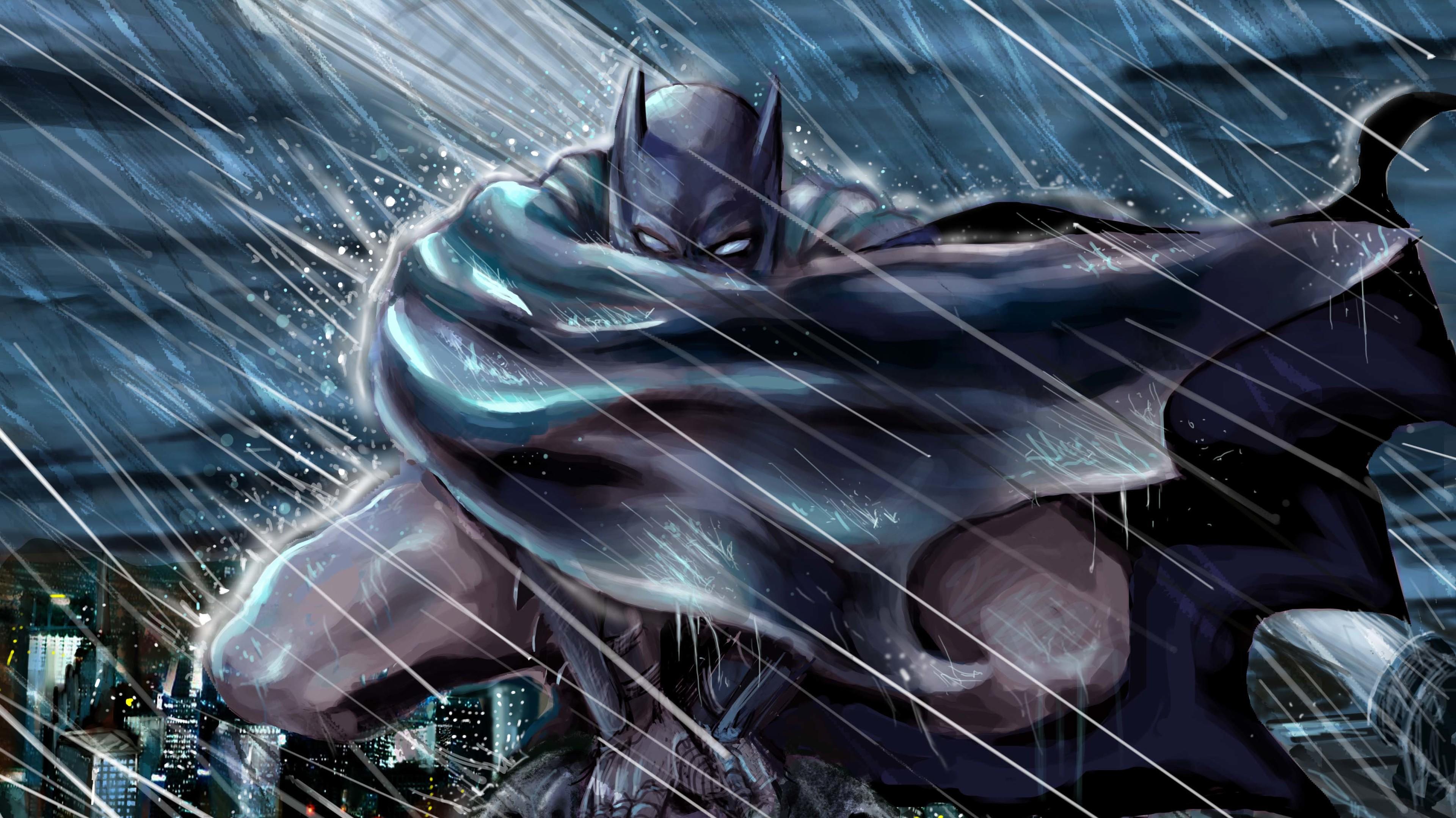 batman gotham roof top protecter 4k 1545588489 - Batman Gotham Roof Top Protecter 4k - superheroes wallpapers, hd-wallpapers, digital art wallpapers, deviantart wallpapers, batman wallpapers, artwork wallpapers, artist wallpapers, 4k-wallpapers