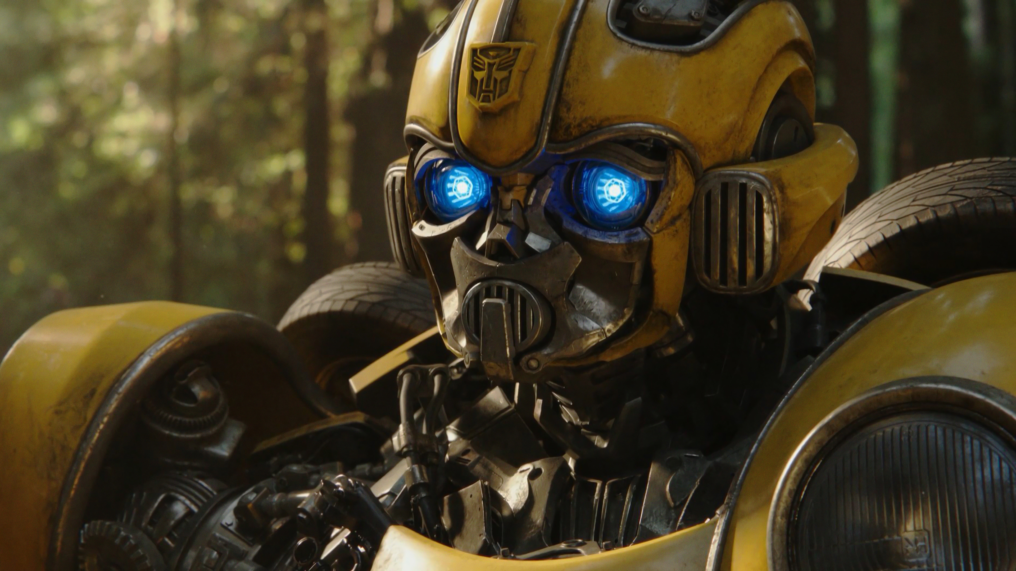 bumblebee movie 2018 4k wallpaper 1545590380 - Bumblebee Movie 2018 4K Wallpaper - Bumblebee (Movie 2018), Bumblebee