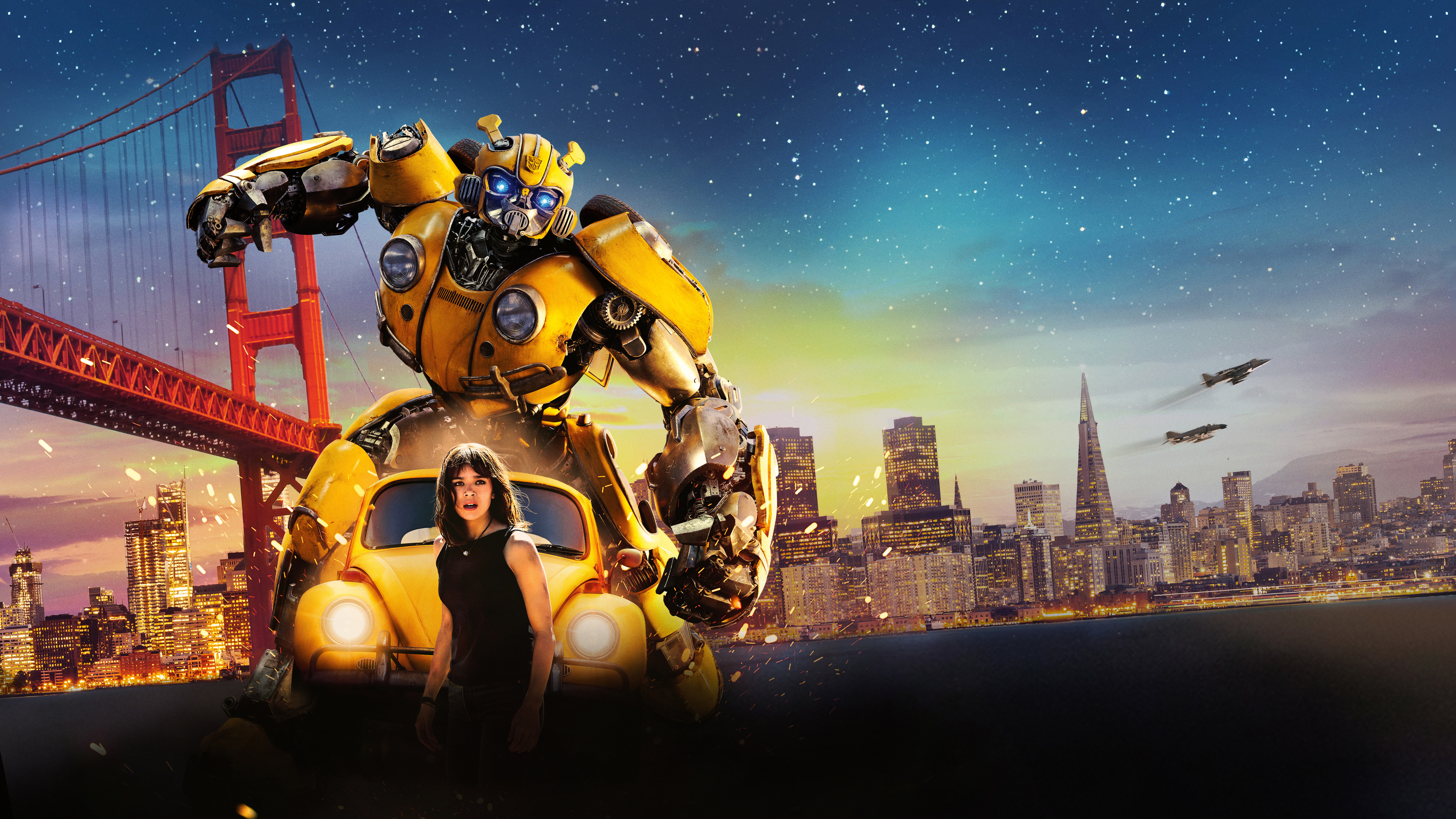 bumblebee movie 4k 1546275138 - Bumblebee Movie 4k - movies wallpapers, hd-wallpapers, bumblebee wallpapers, 4k-wallpapers, 2018-movies-wallpapers