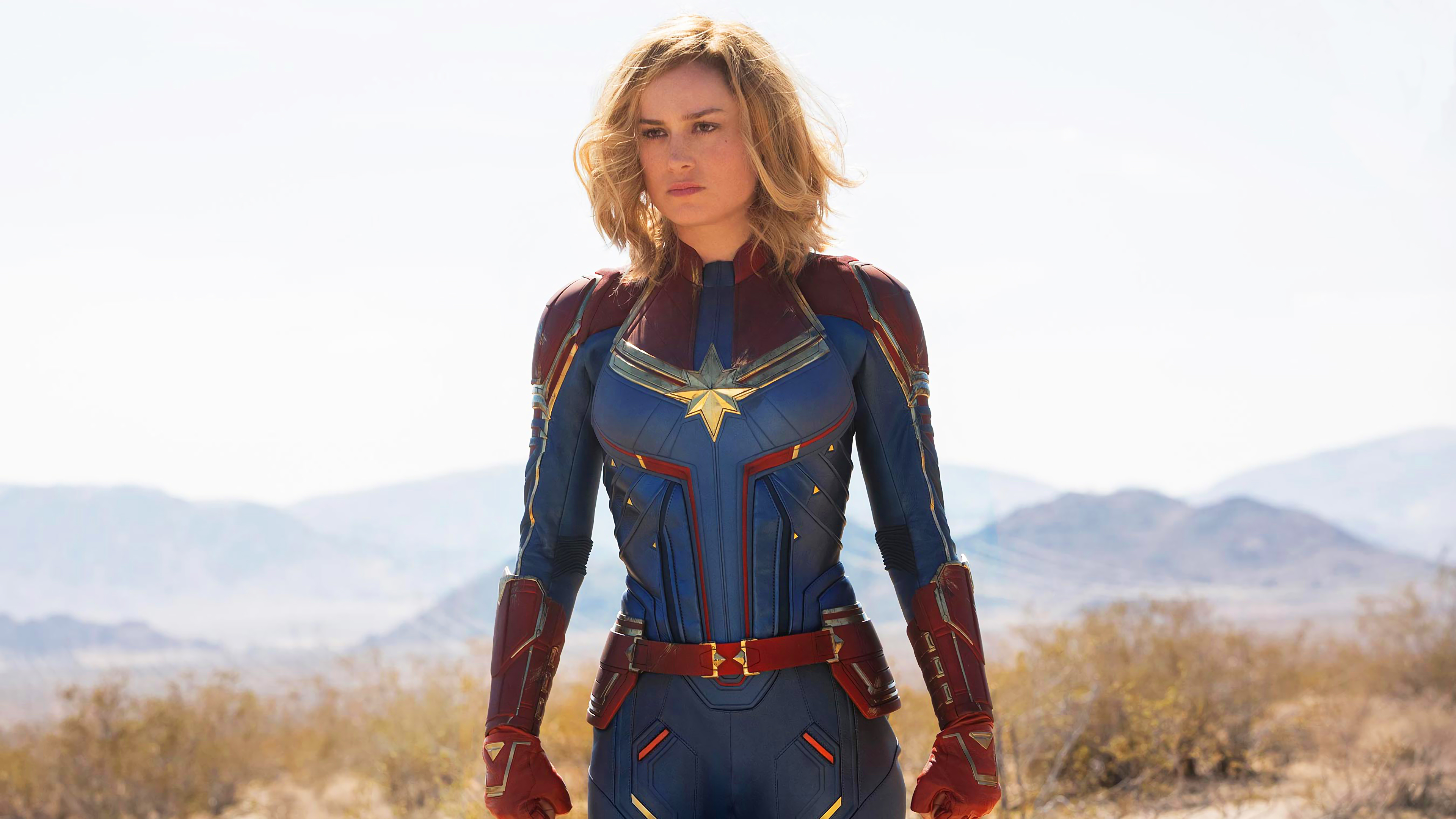 captain marvel movie 2019 carol danvers brie larson 4k wallpaper 1544829326 - Captain Marvel Movie 2019 Carol Danvers Brie Larson 4K Wallpaper - Captain Marvel (Movie 2019), Captain Marvel (Carol Danvers)