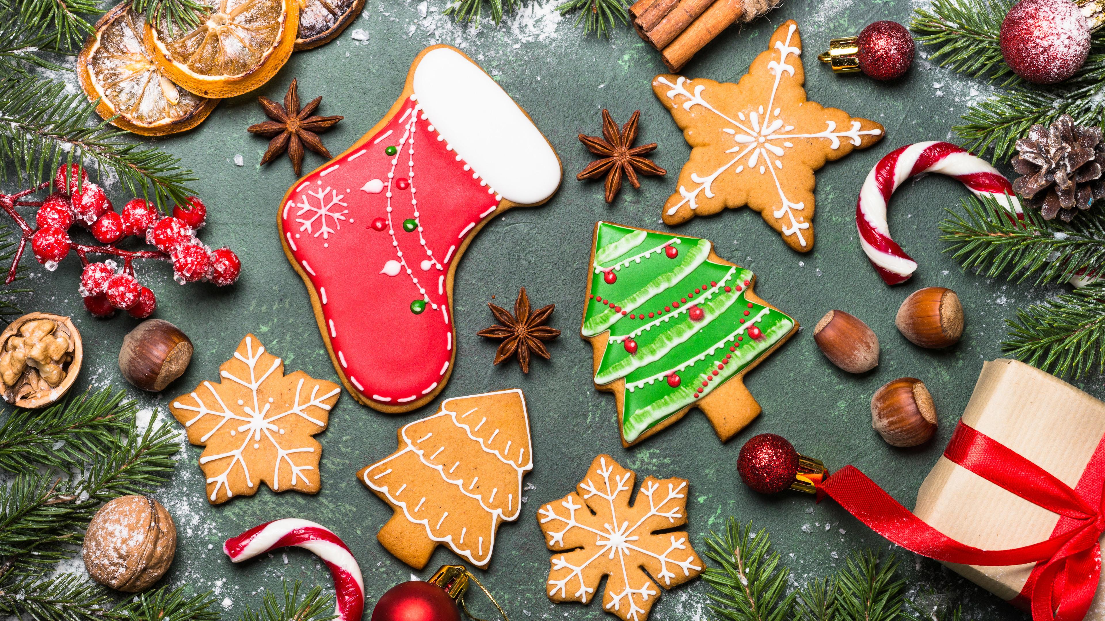 Christmas Wallpaper 4k.Wallpaper 4k Christmas Bakery 4k 4k Wallpapers 5k
