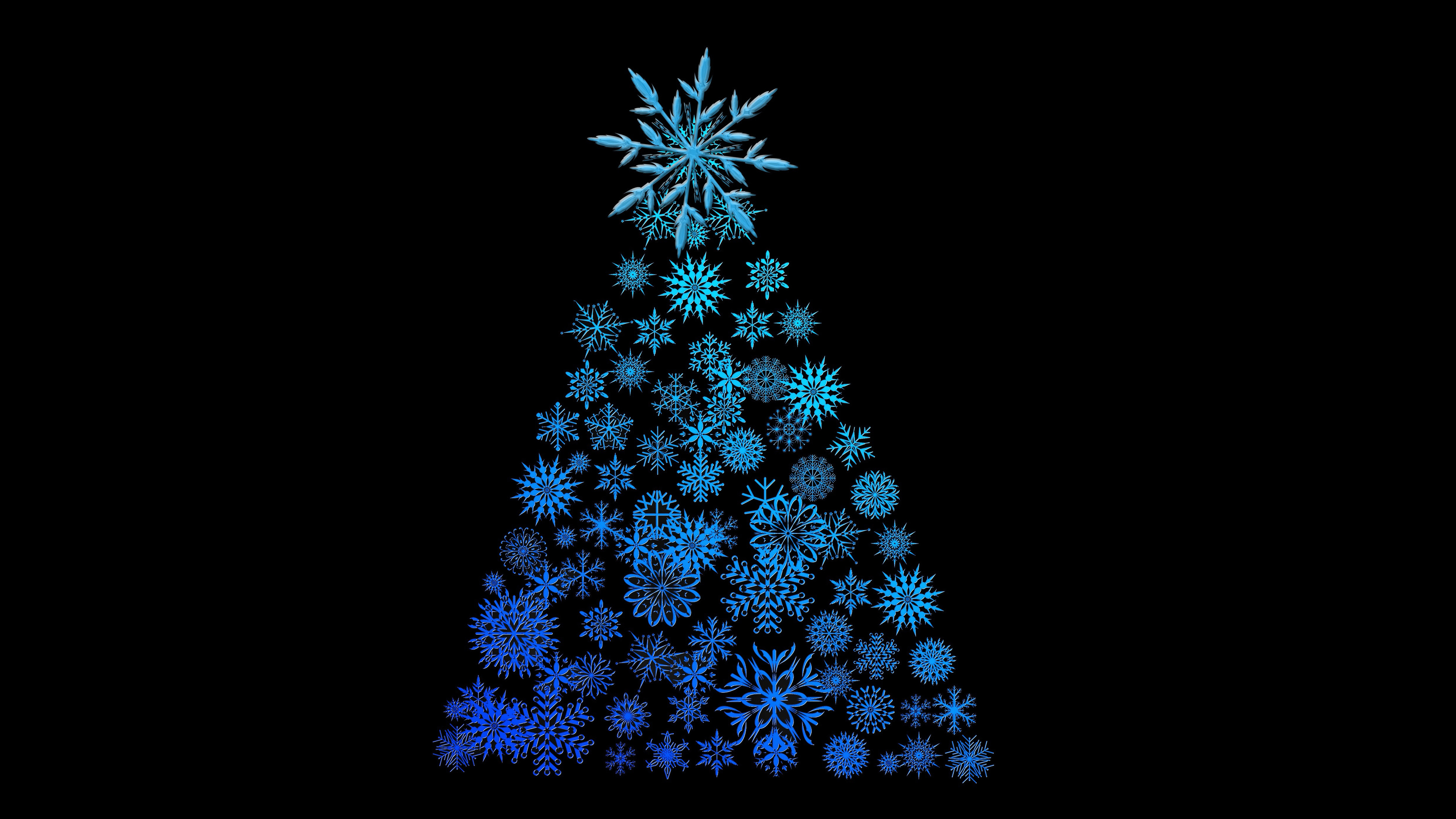 christmas tree digital art 4k 1543946520 - Christmas Tree Digital Art 4k - tree wallpapers, minimalism wallpapers, holidays wallpapers, hd-wallpapers, digital art wallpapers, christmas wallpapers, celebrations wallpapers, 4k-wallpapers