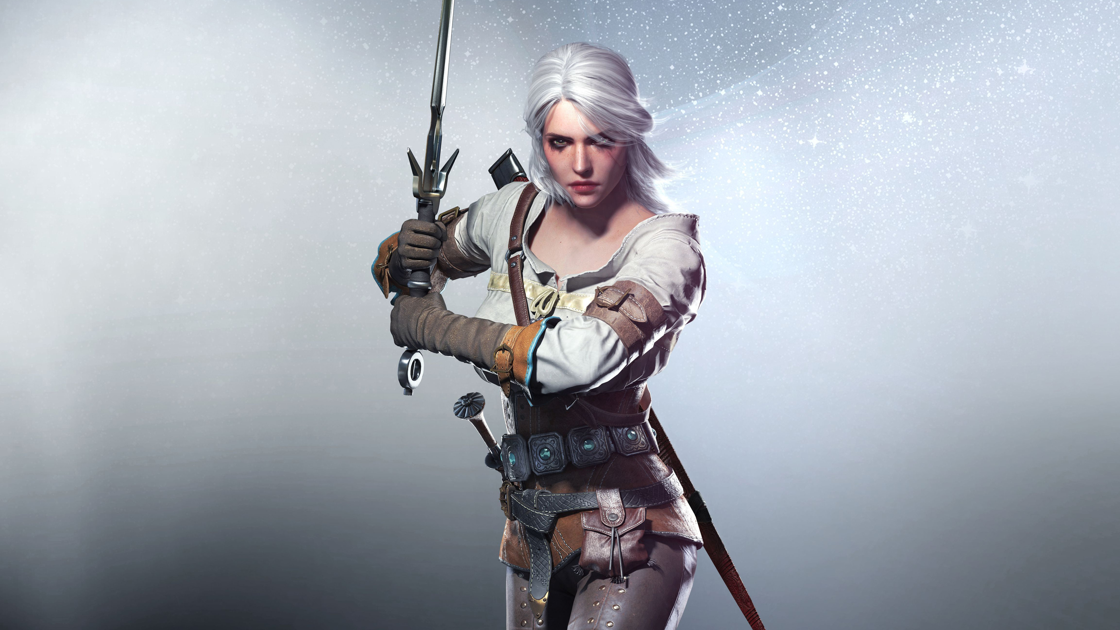 ciri 4k 1545589705 - Ciri 4k - xbox games wallpapers, the witcher 3 wallpapers, ps4 games wallpapers, pc games wallpapers, hd-wallpapers, games wallpapers, fantasy girls wallpapers, ciri wallpapers, 5k wallpapers, 4k-wallpapers