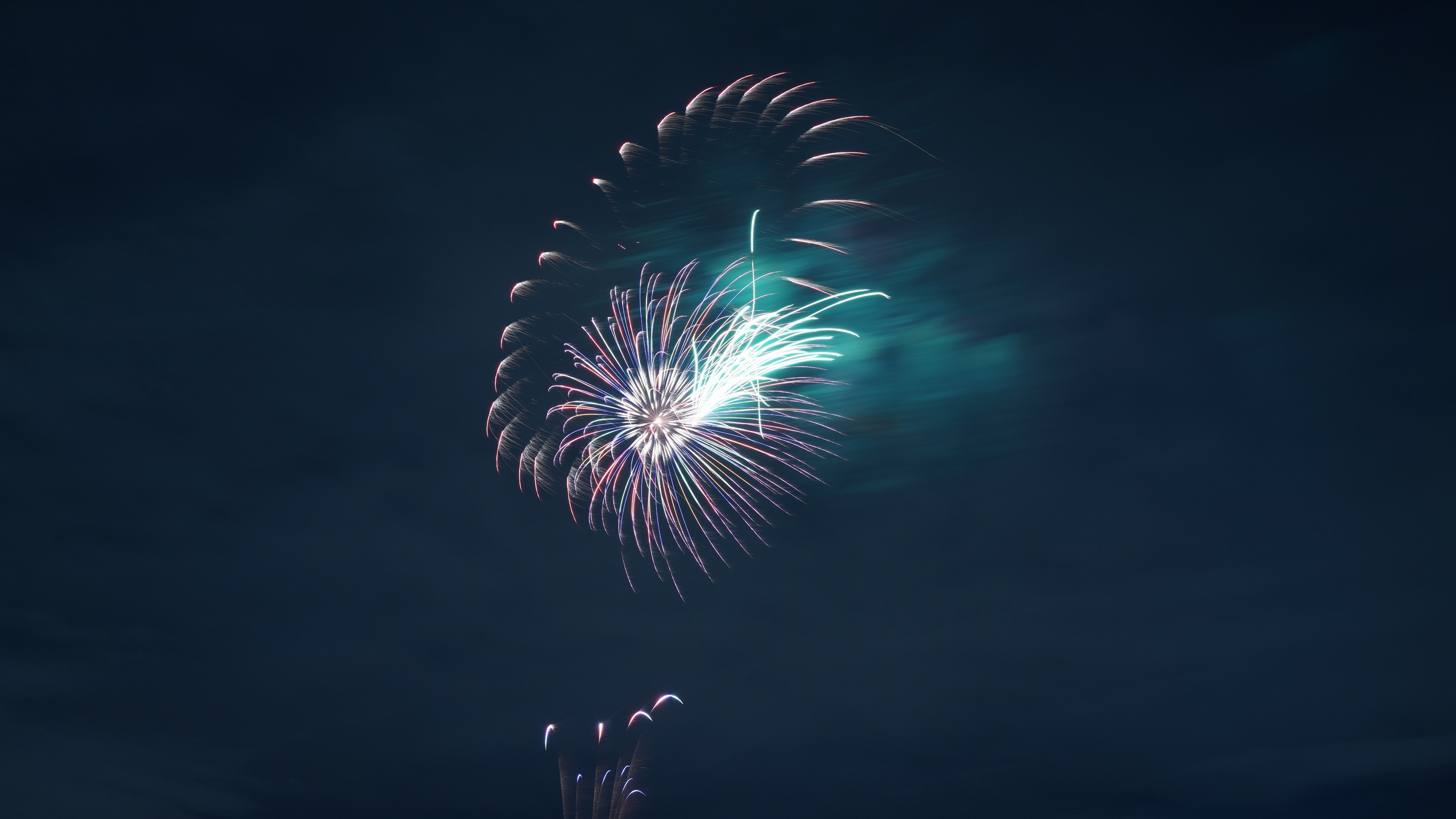 fireworks night 4k 1543946572 - Fireworks Night 4k - night wallpapers, hd-wallpapers, fireworks wallpapers, celebrations wallpapers, 4k-wallpapers