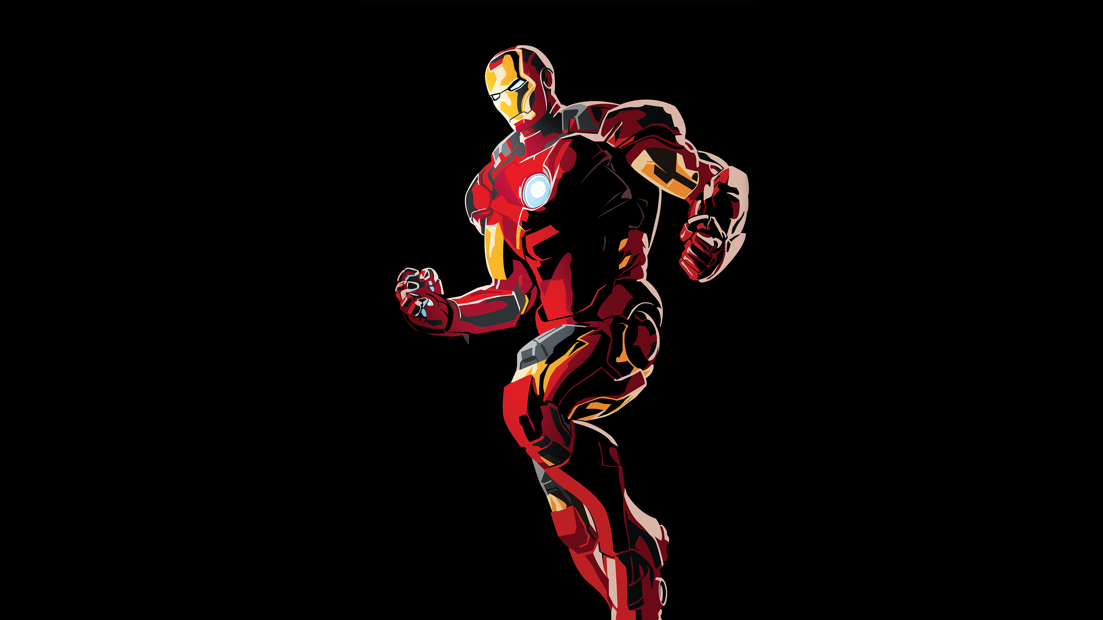 iron man graphic art 4k 1544286778 - Iron Man Graphic art 4k - superheroes wallpapers, iron man wallpapers, hd-wallpapers, digital art wallpapers, behance wallpapers, artwork wallpapers, 4k-wallpapers